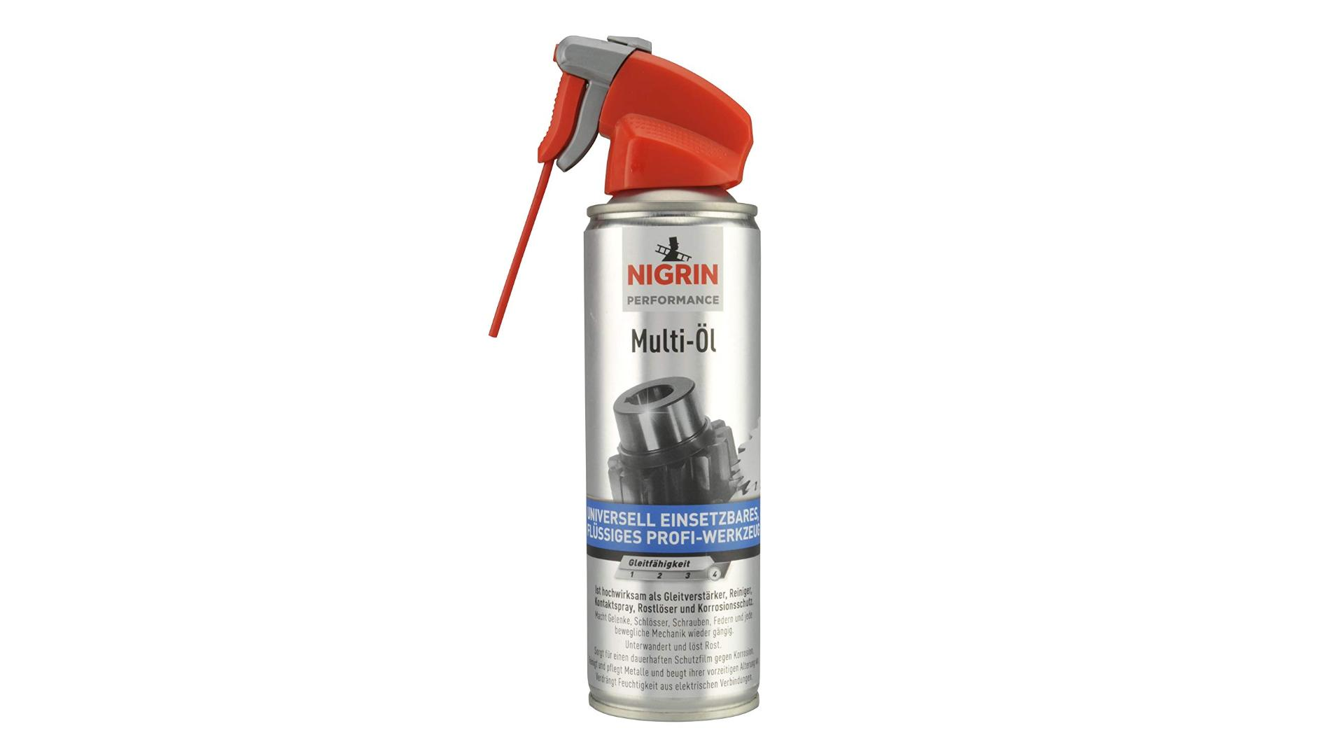 NIGRIN Viacúčelový olej HyBrid 250ml
