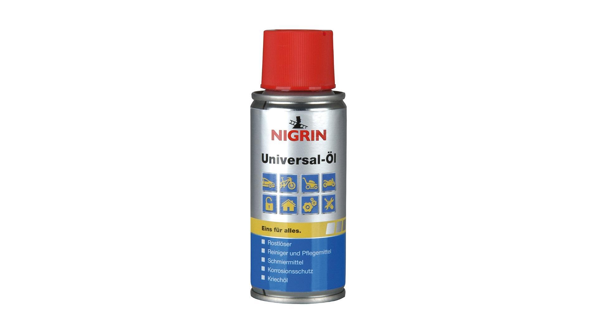 NIGRIN Univerzálny olej 100ml
