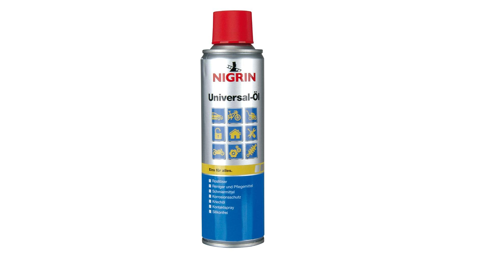 NIGRIN Univerzálny olej 250ml