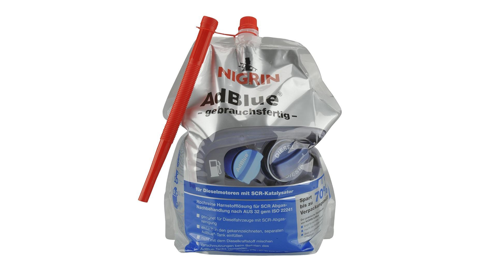 NIGRIN Aditívum do nafty AdBlue 5L