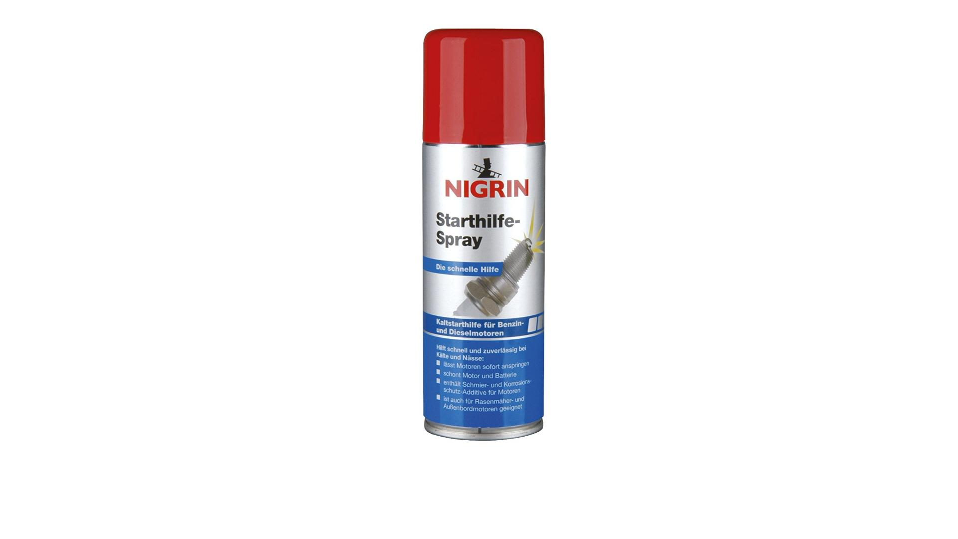 NIGRIN Prísada do motorového oleja pre uľahčenie štartovania 200ml
