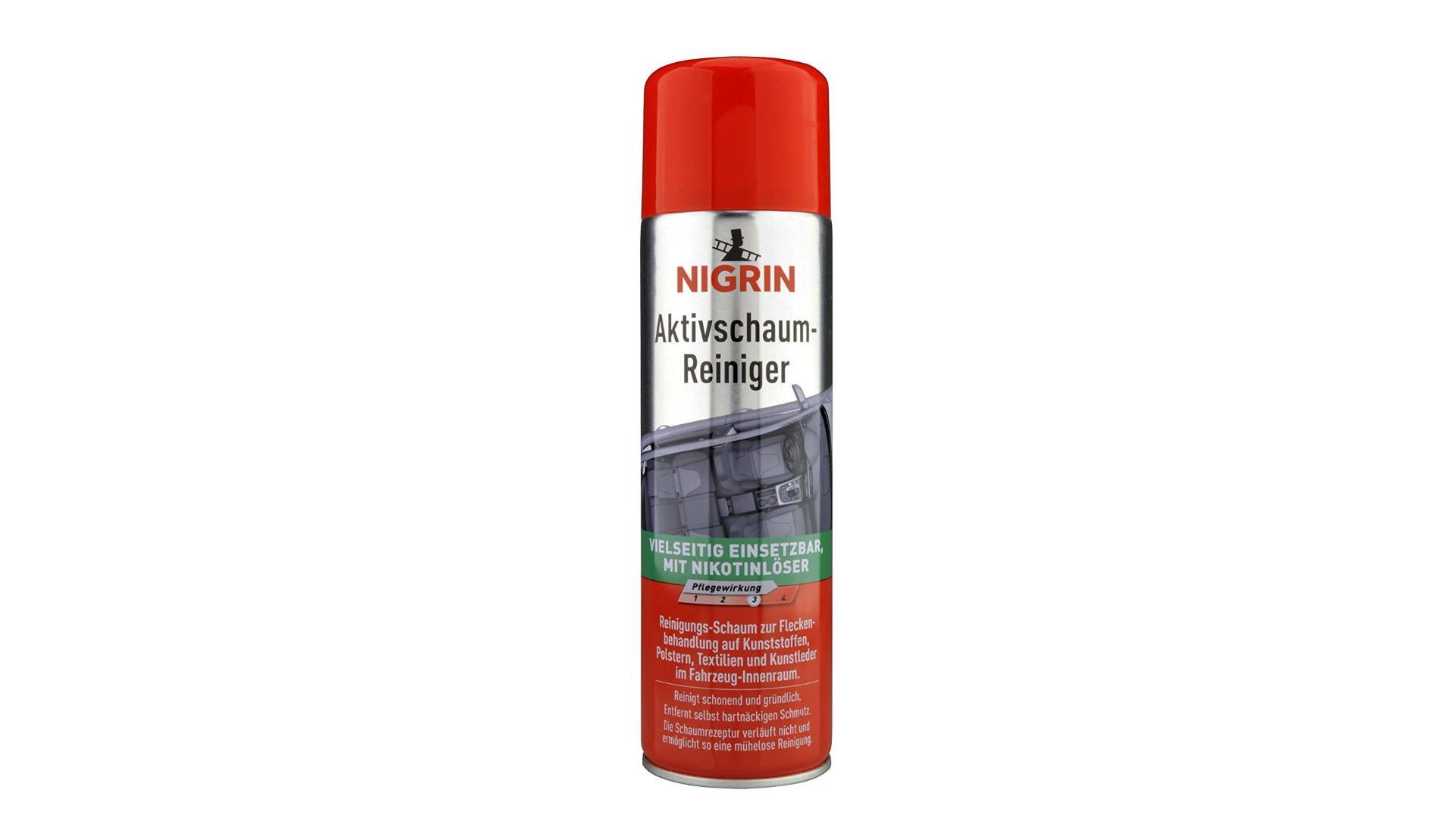 NIGRIN Aktívna pena na čistenie 500ml