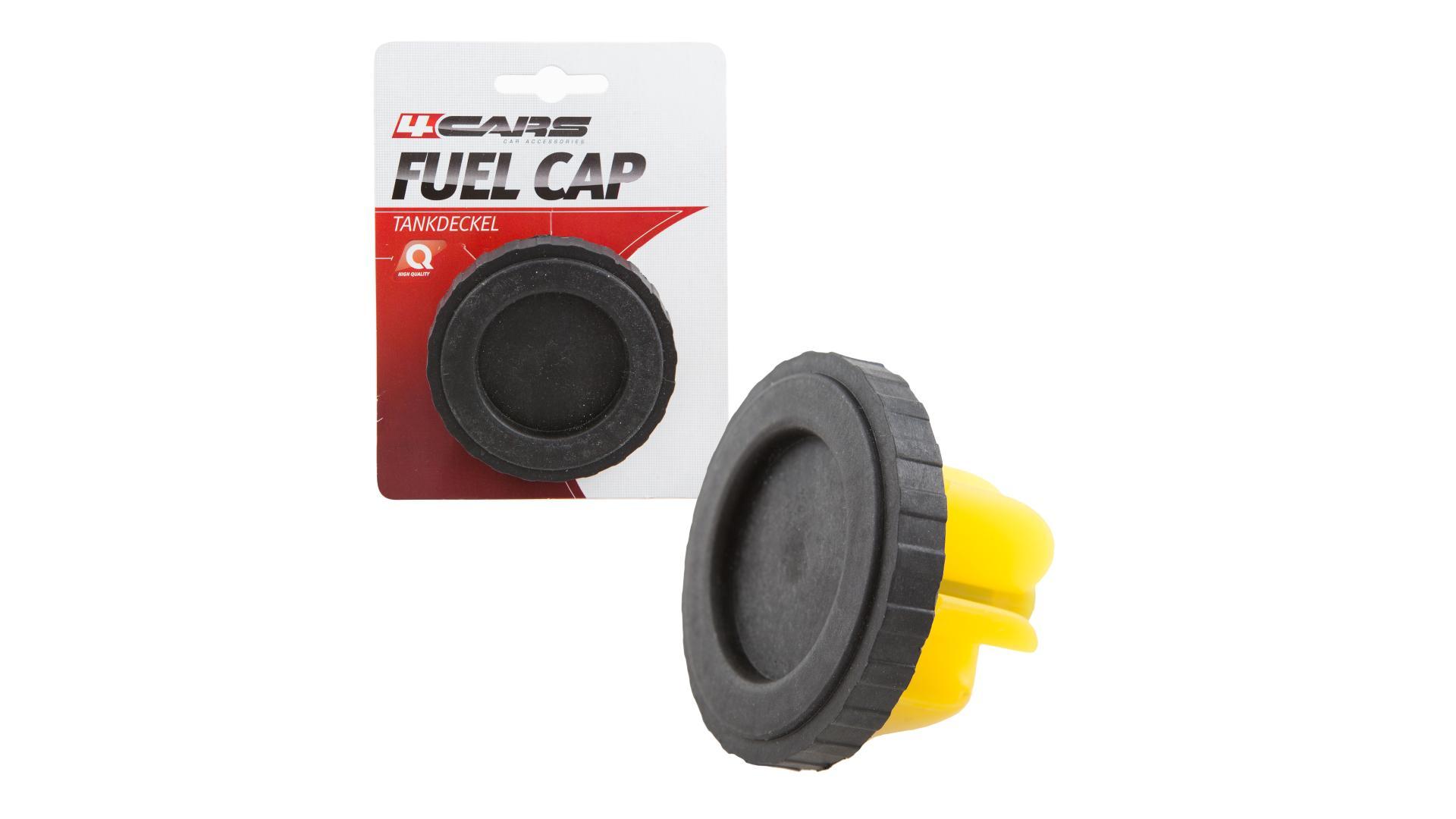 4CARS zátka palivovej nádrže