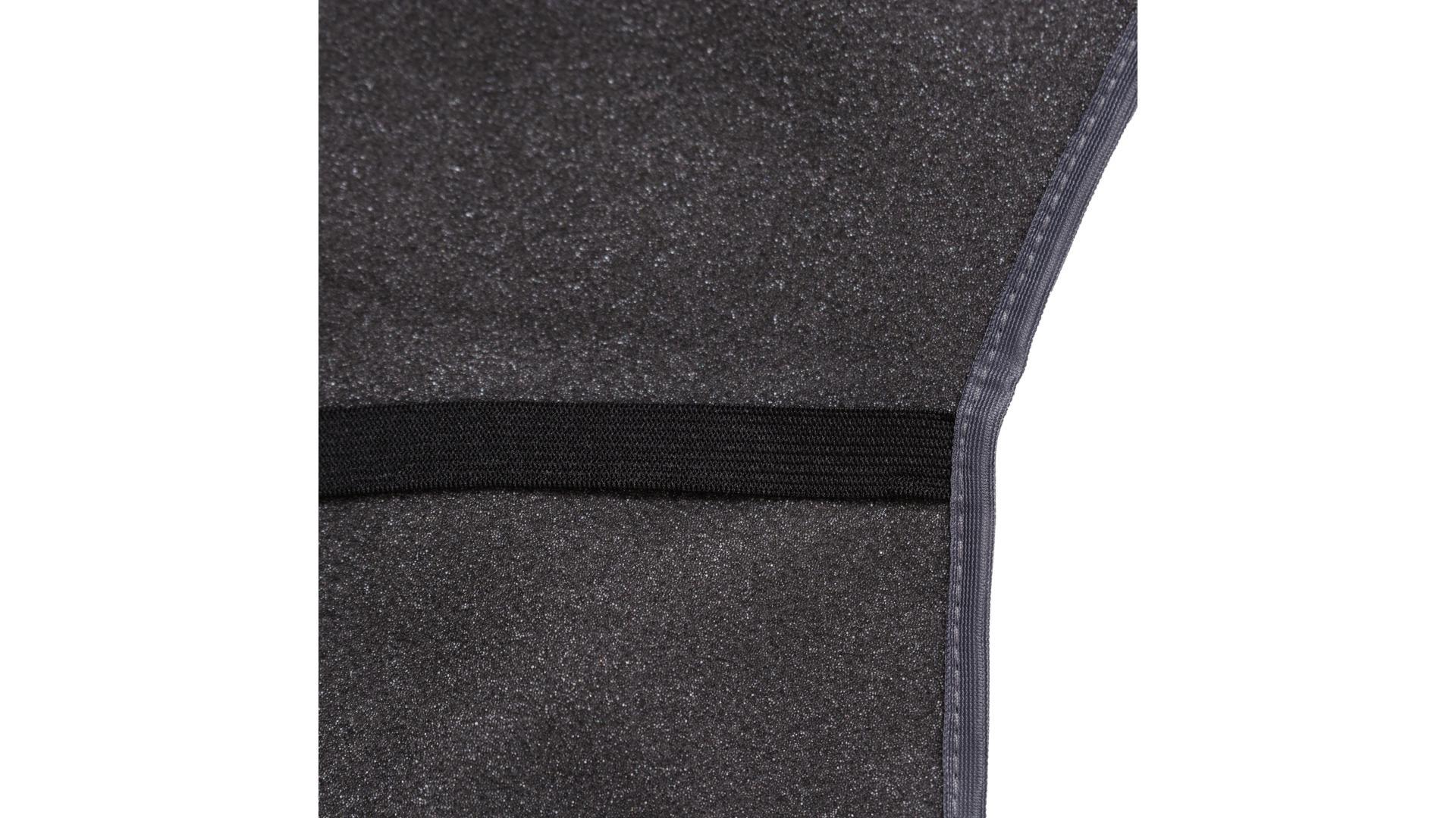 4CARS Autopoťahy tričko predné tmavo šedé