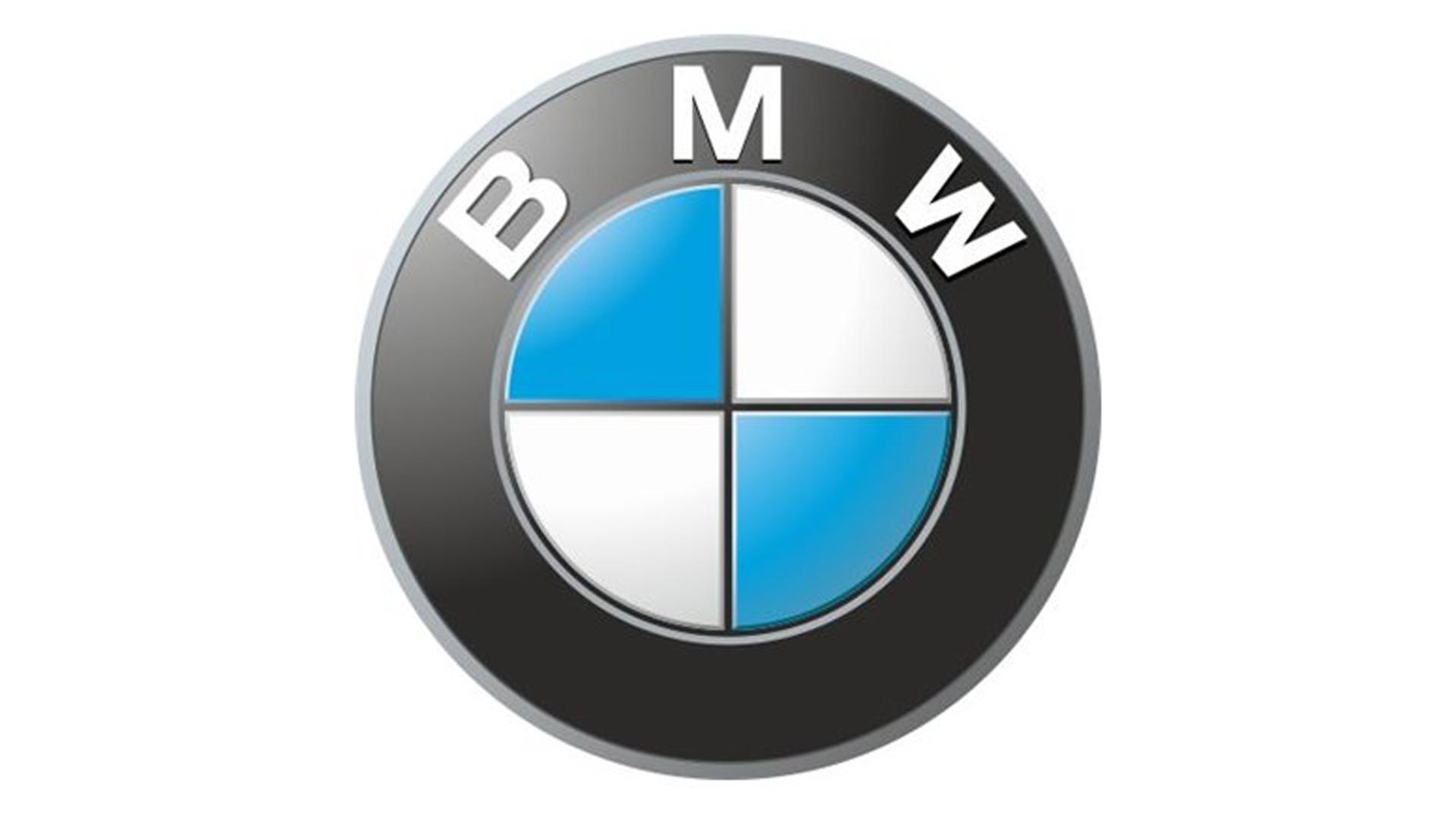 4CARS 3D CAR LOGO BMW