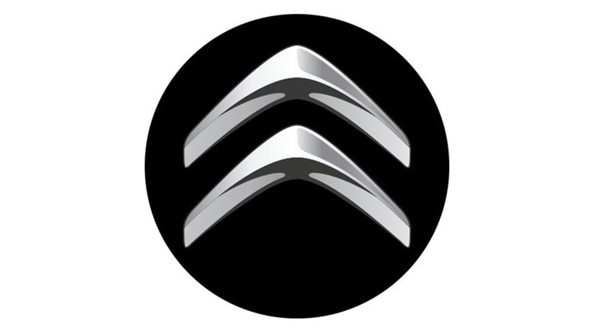3D CAR LOGO CITROEN