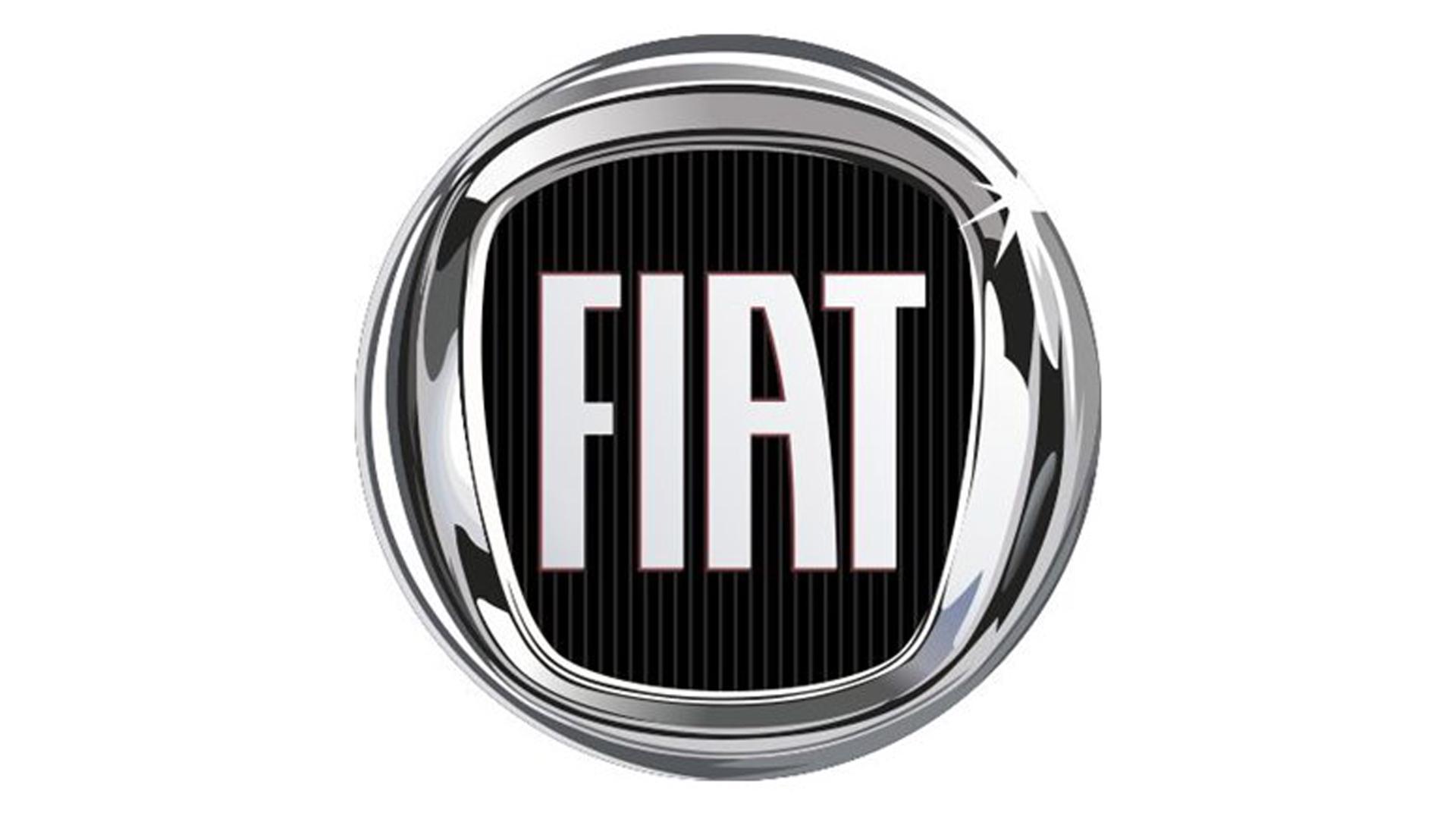 4CARS 3D CAR LOGO FIAT