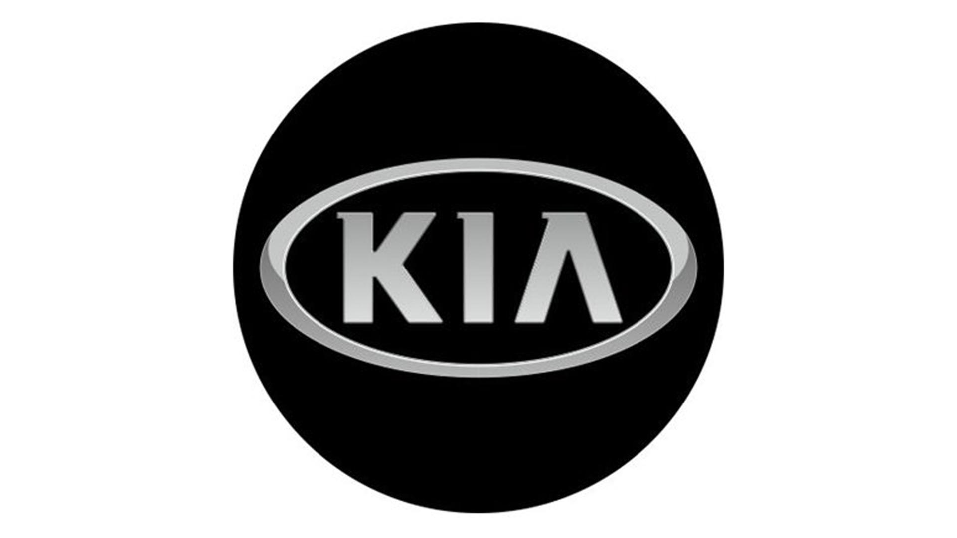 4CARS 3D CAR LOGO KIA