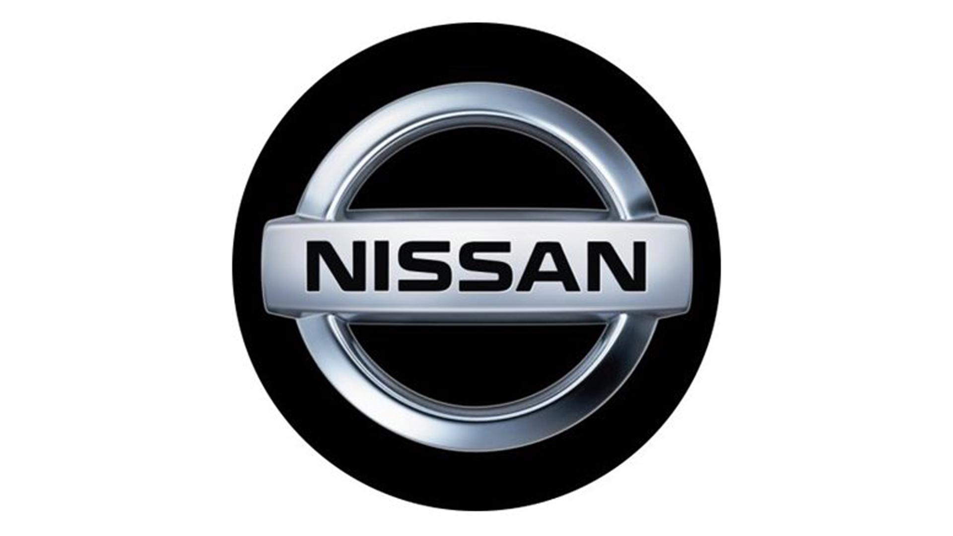 4CARS 3D CAR LOGO NISSAN