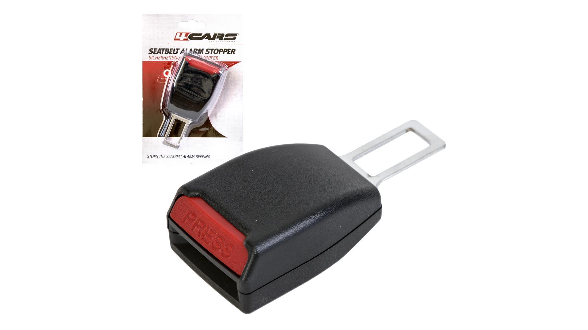 4CARS Zarážka bezpečnostného pásu s upínacím mechanizmom