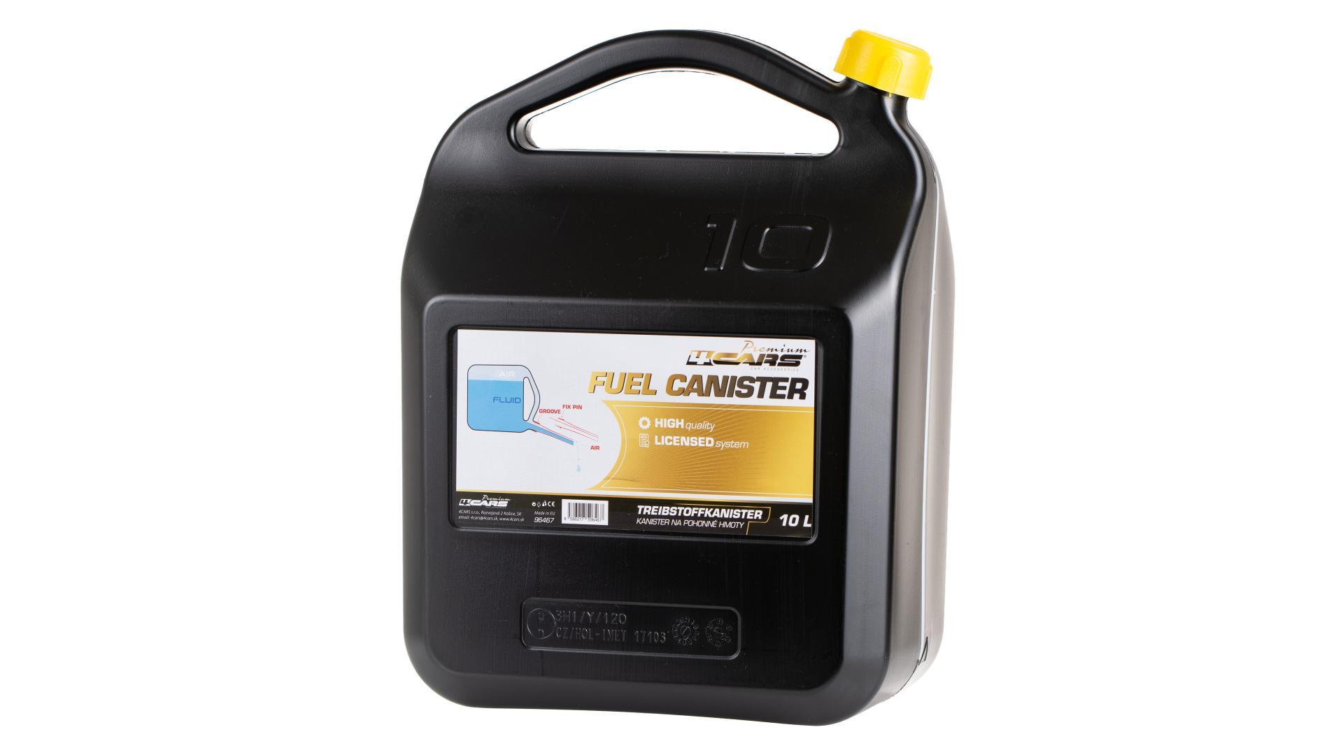 4CARS Premium line - Kanister PHM 10L