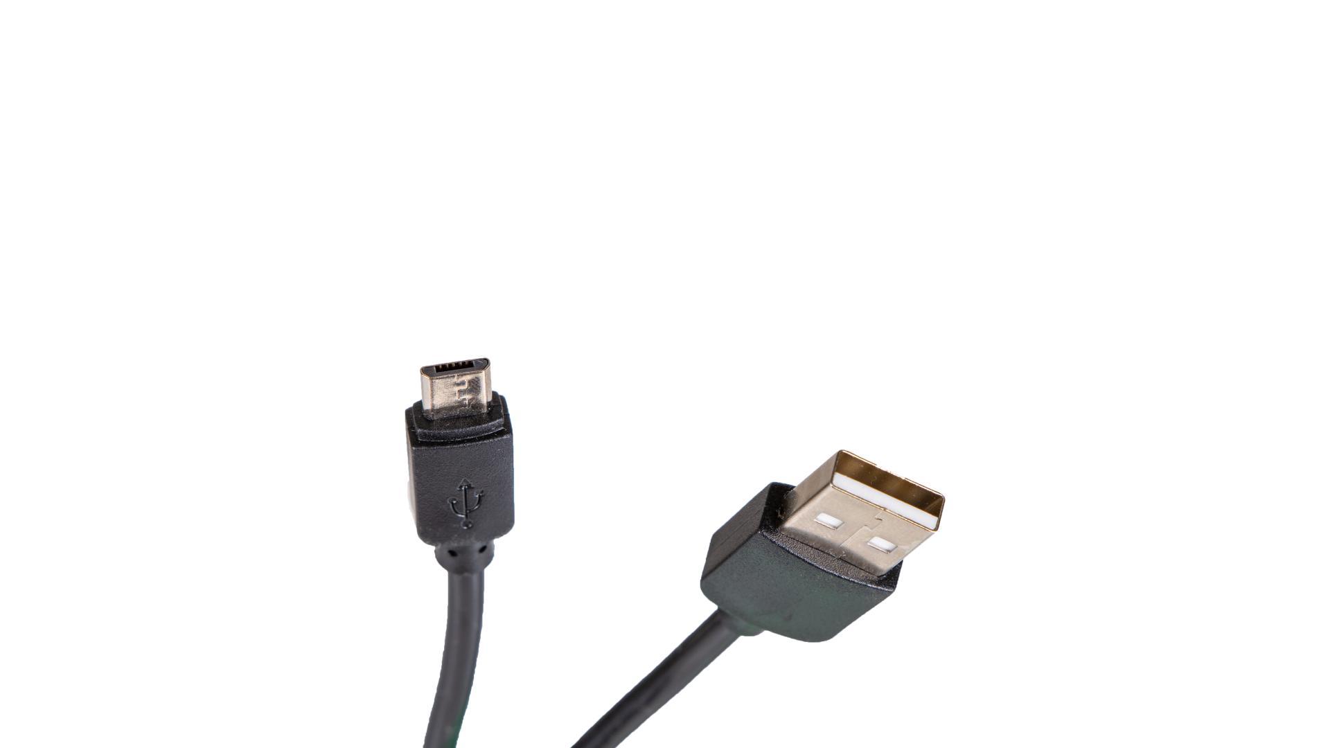 4CARS Dátový a nabíjací kábel Micro USB 1m