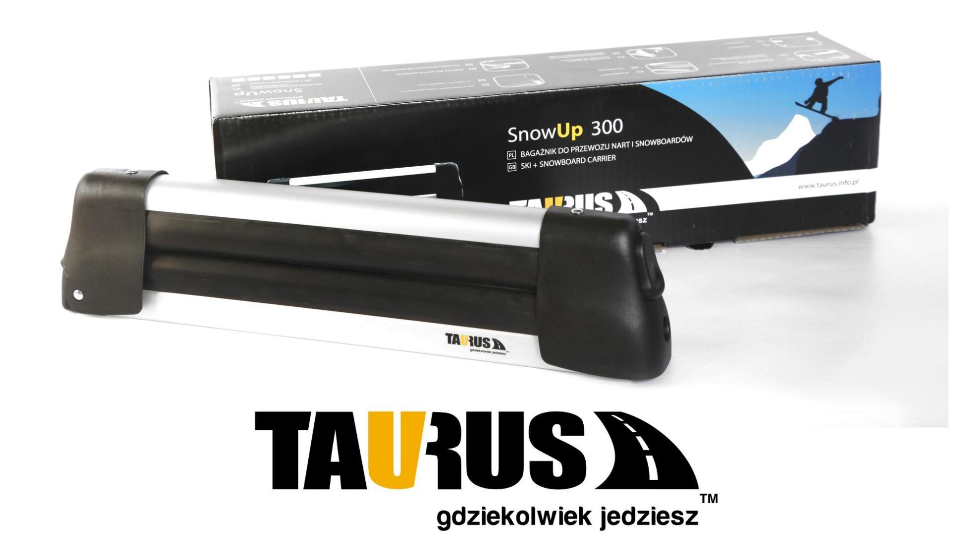 Taurus SnowUp 300 - držiak na lyže