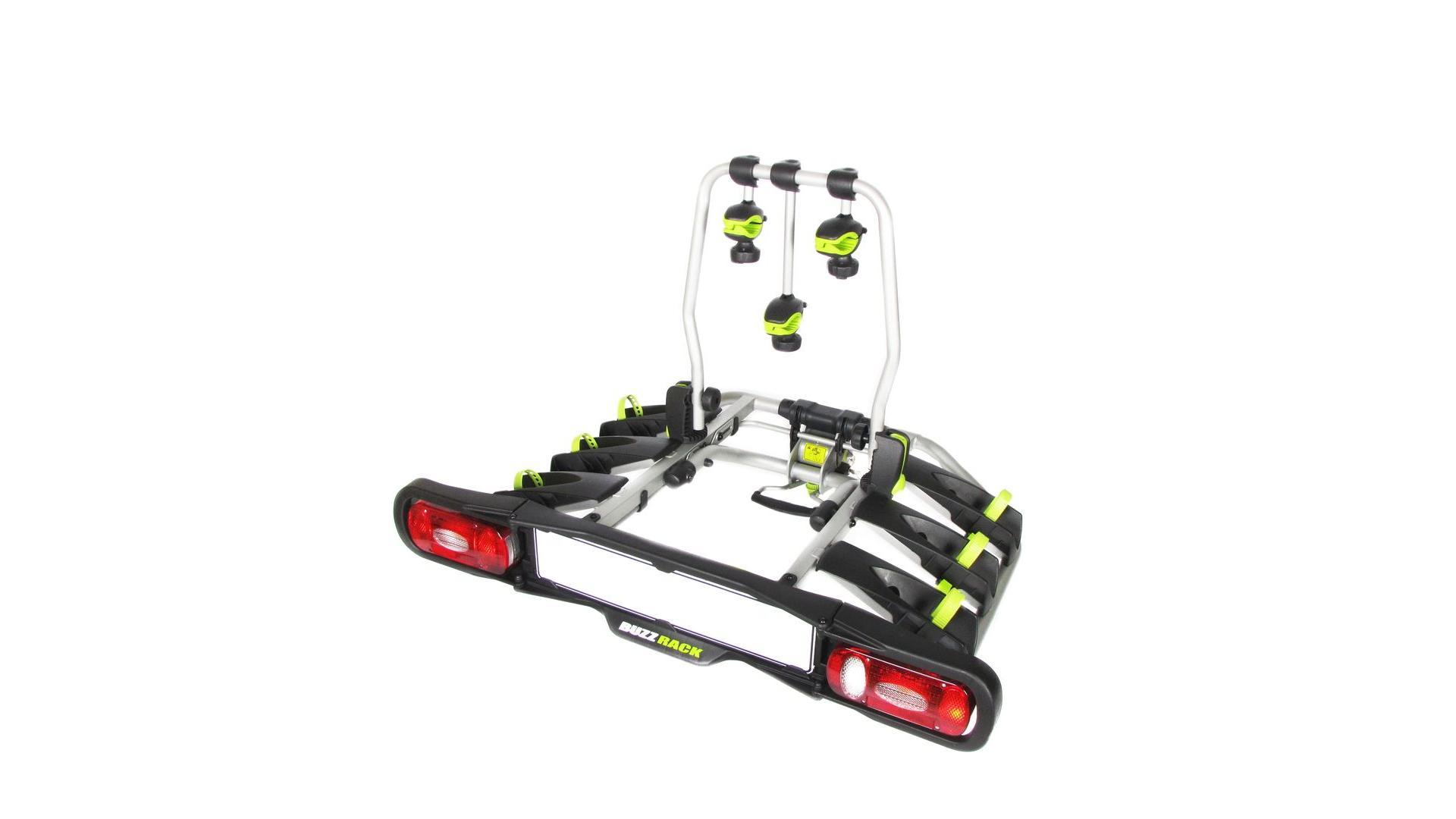 BuzzRunner SPARK 3 - nosič bicyklov na ťažné zariadenie (3 bicykle)