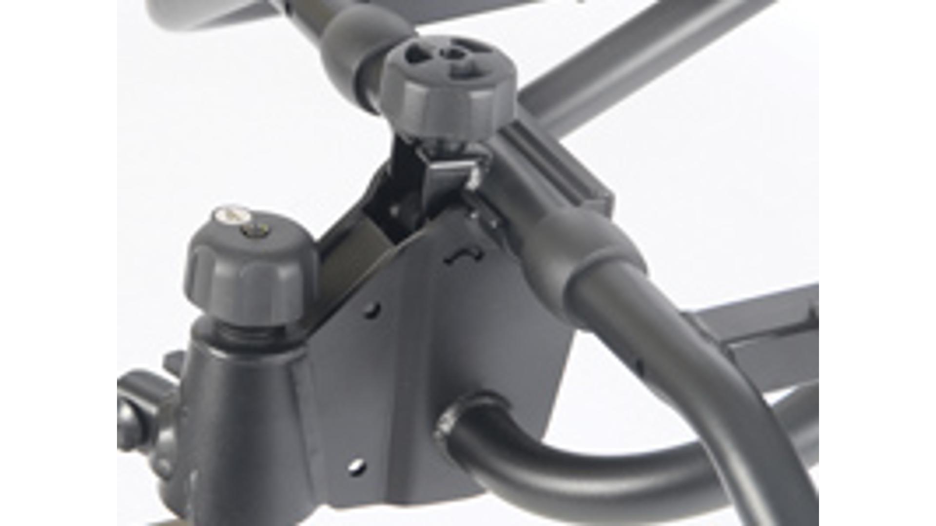BuzzQuatro - nosič bicyklov na ťažné zariadenie (4 bicykle)