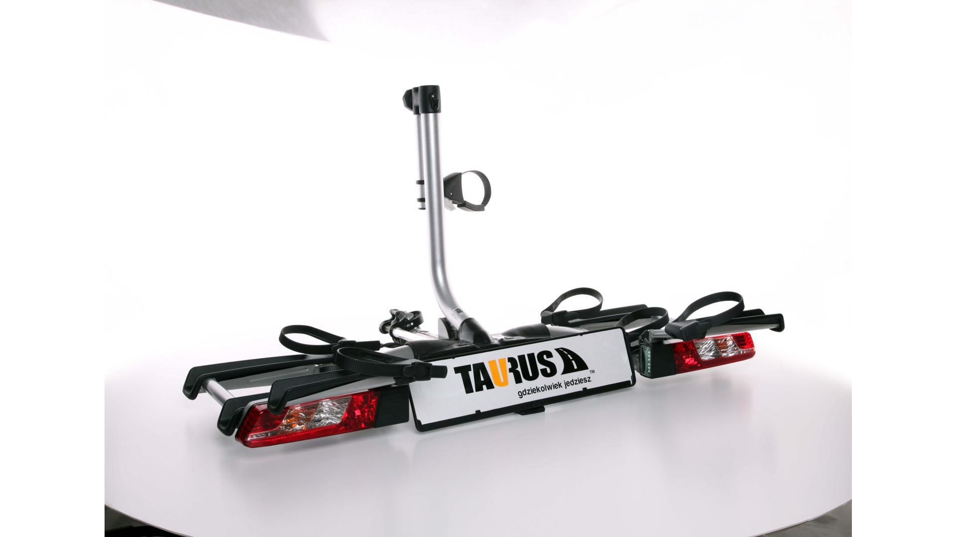 Taurus CarryOn 2 - nosič bicyklov na ťažné zariadenie (2 bicykle)
