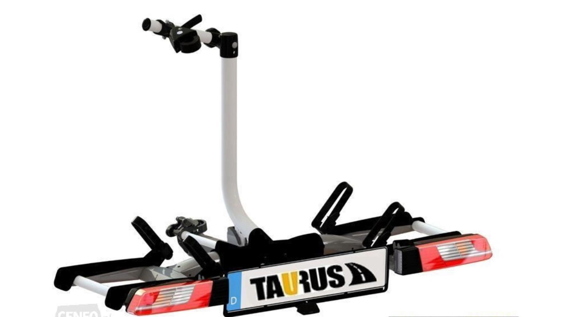 Taurus expander na tretí bicyklel na nosič CarryOn 2