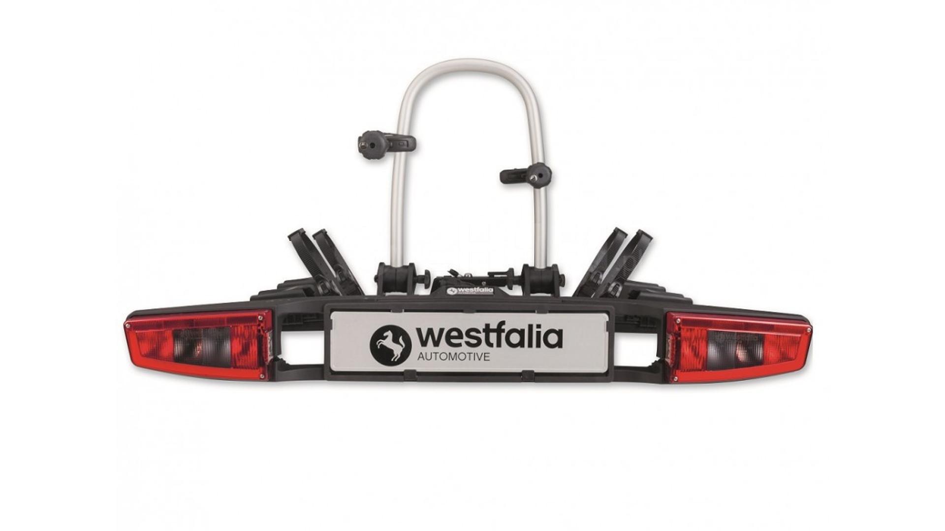 Westfalia BC 80 - nosič bicyklov na ťažné zariadenie (2 bicykle)