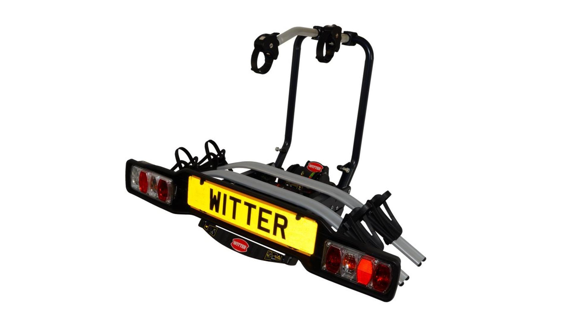 Witter ZX502 - nosič bicyklov na ťažné zariadenie (2 bicykle)
