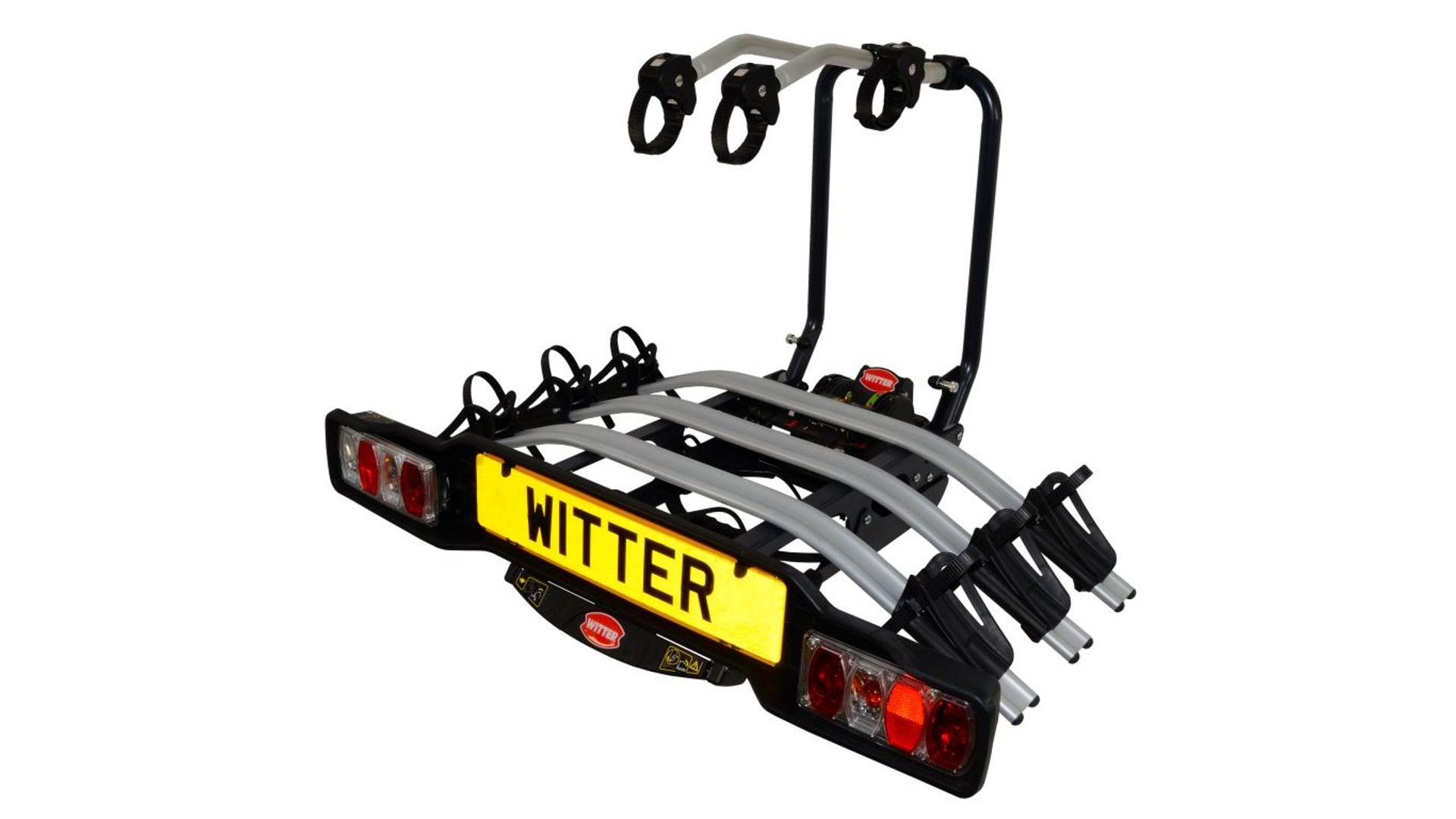 Witter ZX503  - nosič bicyklov na ťažné zariadenie (3 bicykle)