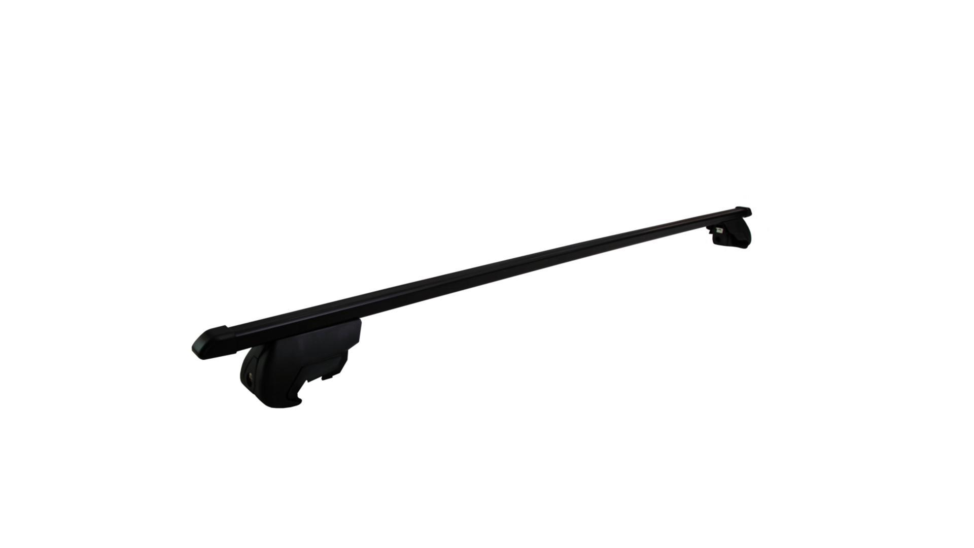 Taurus EasyUp oceľový strešný nosič 120 cm - uzamykateľný