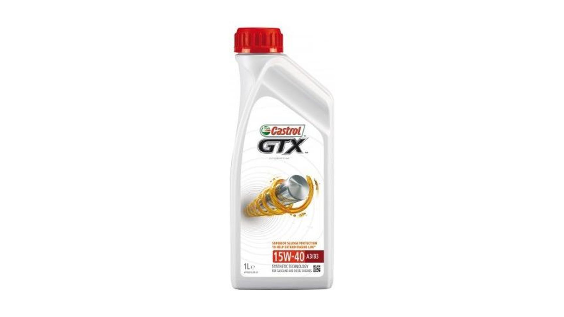 Castrol GTX 10W40 1L