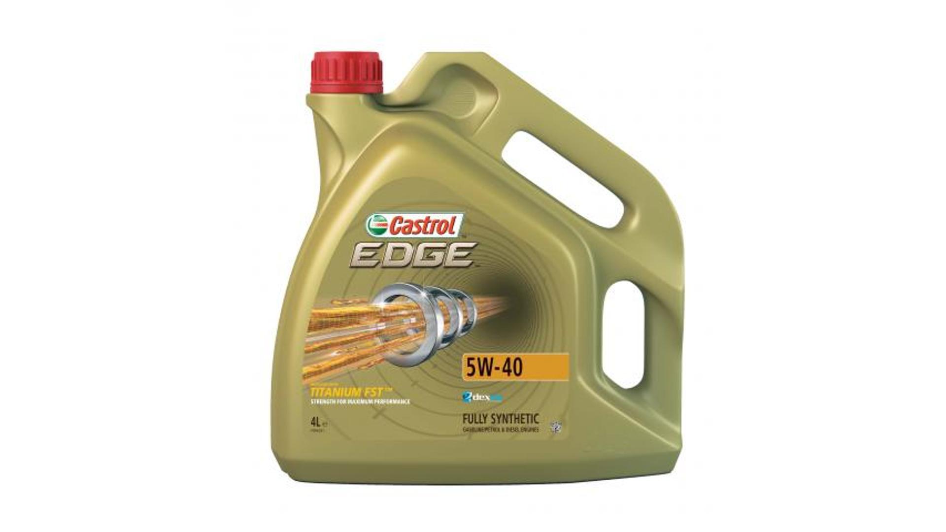 Castrol Edge TD Titanium 5W40 4L