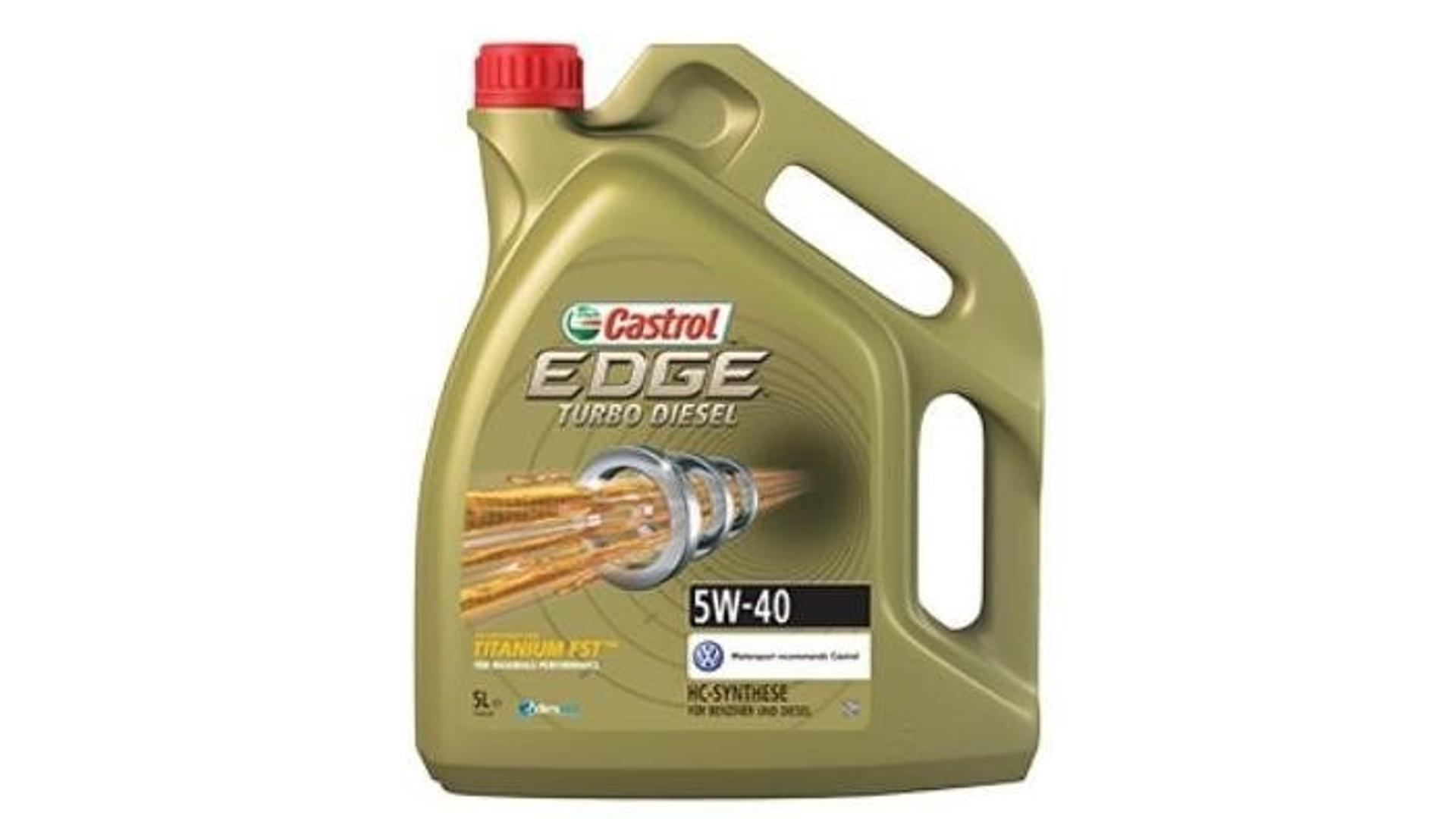 Castrol Edge TD Titanium 5W40 5L