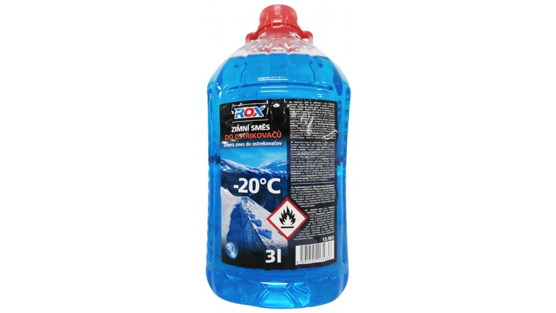 ROX ZIMNÁ ZMES DO OSTREKOVAČOV -20°C - 3L PET