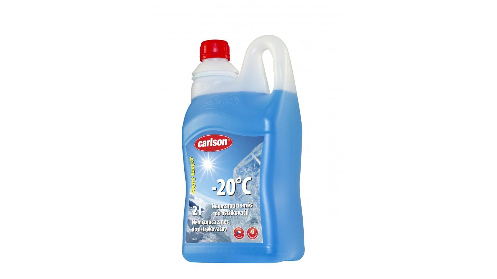 ZIMNÁ ZMES DO OSTREKOVAČOV -20°C - 2L - CARLSON FLEXI