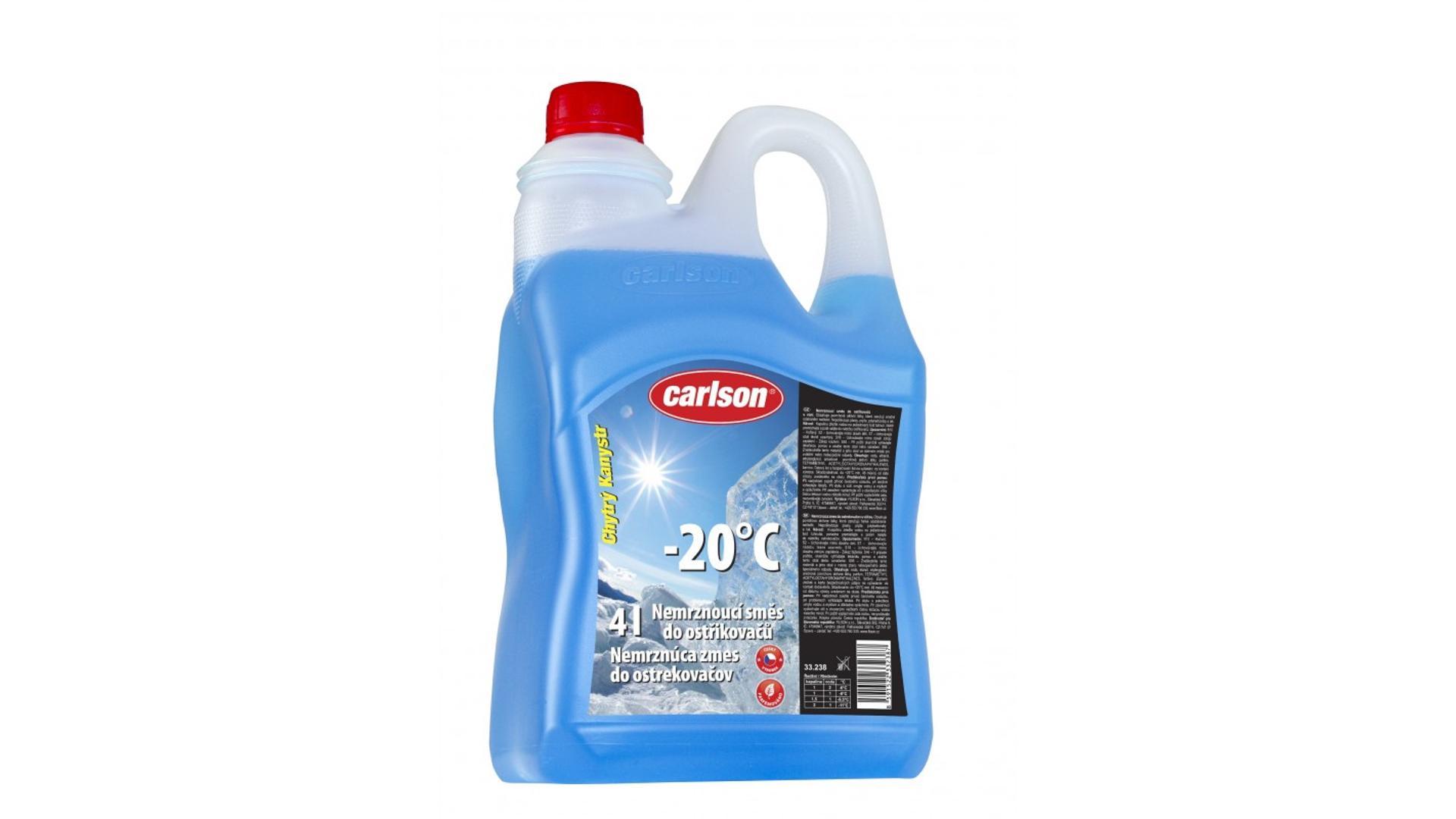 ZIMNÁ ZMES DO OSTREKOVAČOV -20°C - 4L - CARLSON FLEXI