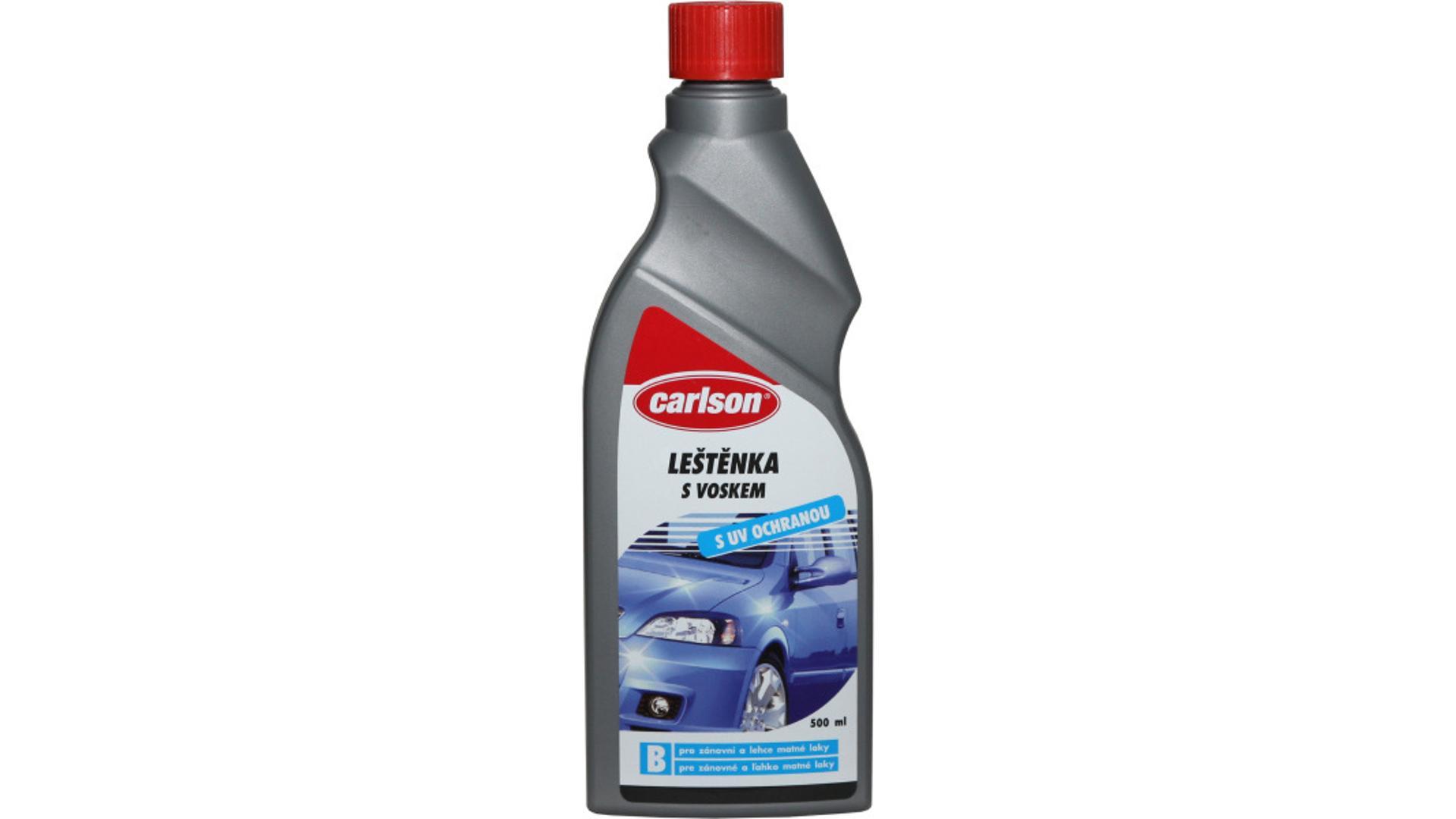 CARLSON AUTOLEŠTĚNKA S VOSKEM 500 ML