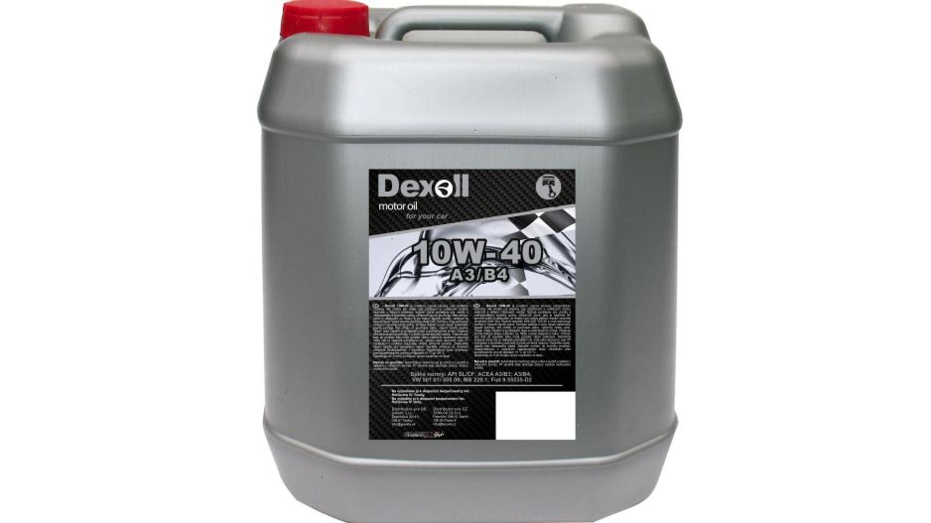 DEXOLL 10W-40 A3/B4 10L