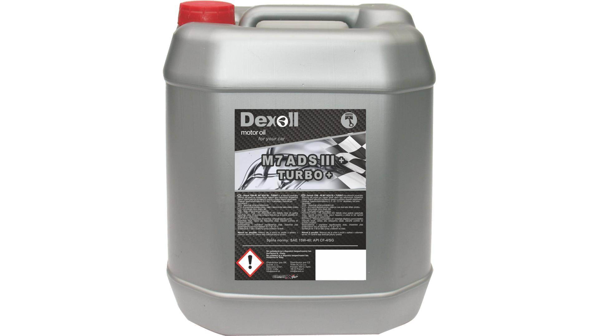 DEXOLL 15W-40 TURBO+ 10L
