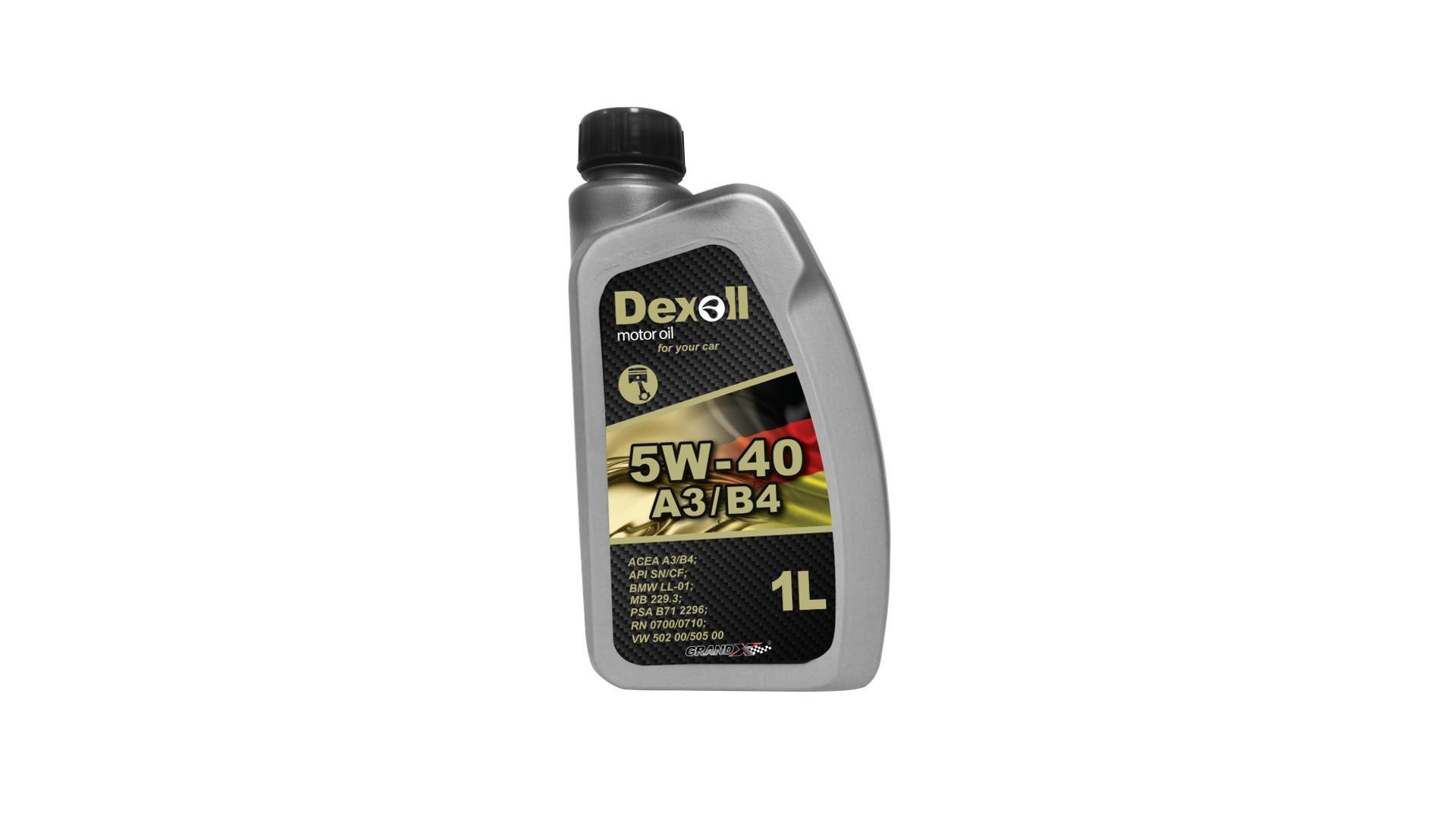 DEXOLL 5W-40 A3/B4 1L