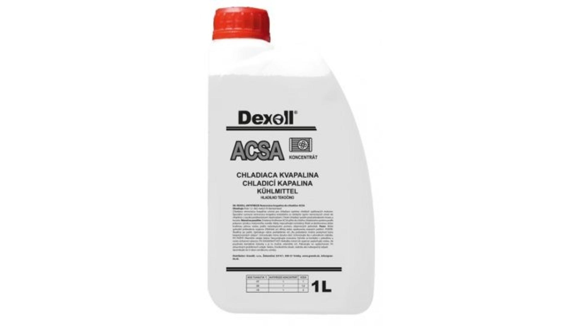 DEXOLL Nemrznúca zmes ACSA 1L