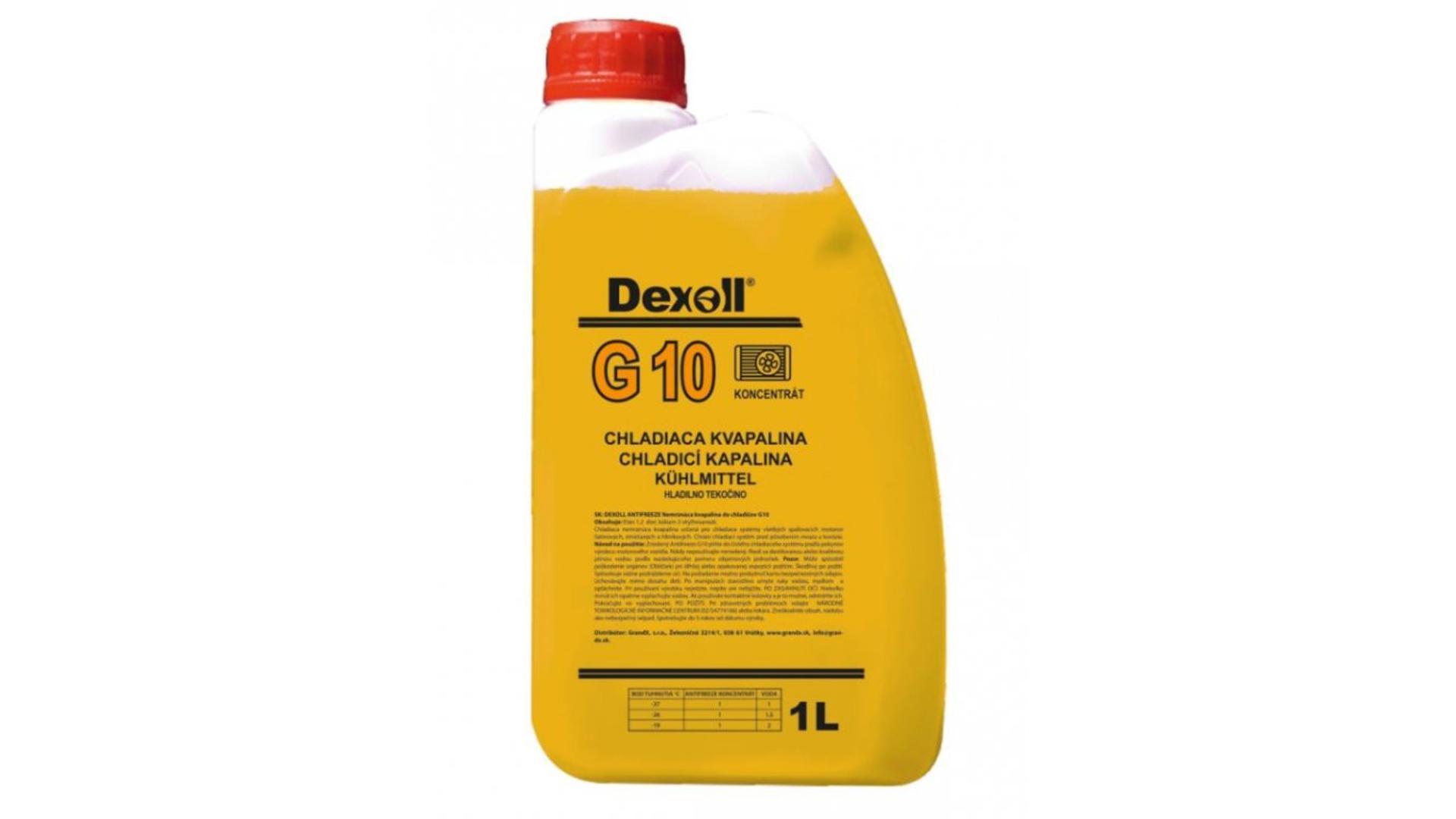 DEXOLL Nemrznúca zmes G10 1L