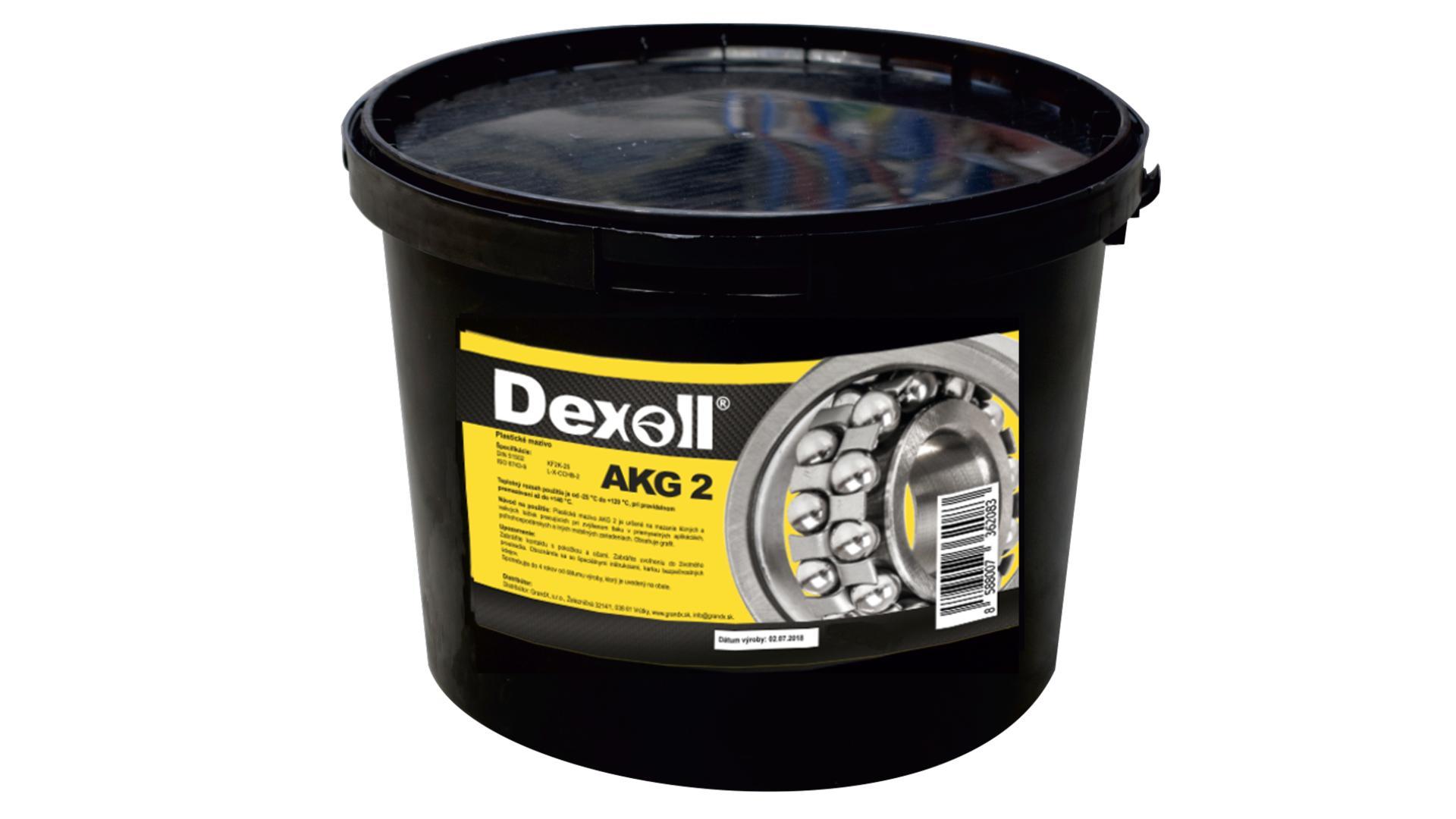 DEXOLL Mazivo AKG2 900 g