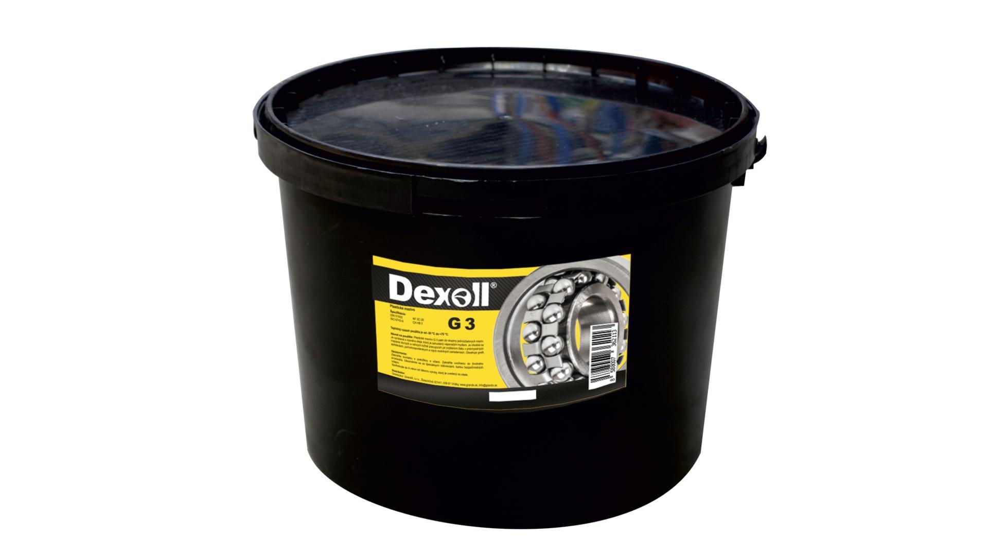 DEXOLL Mazivo G3 4,5 kg
