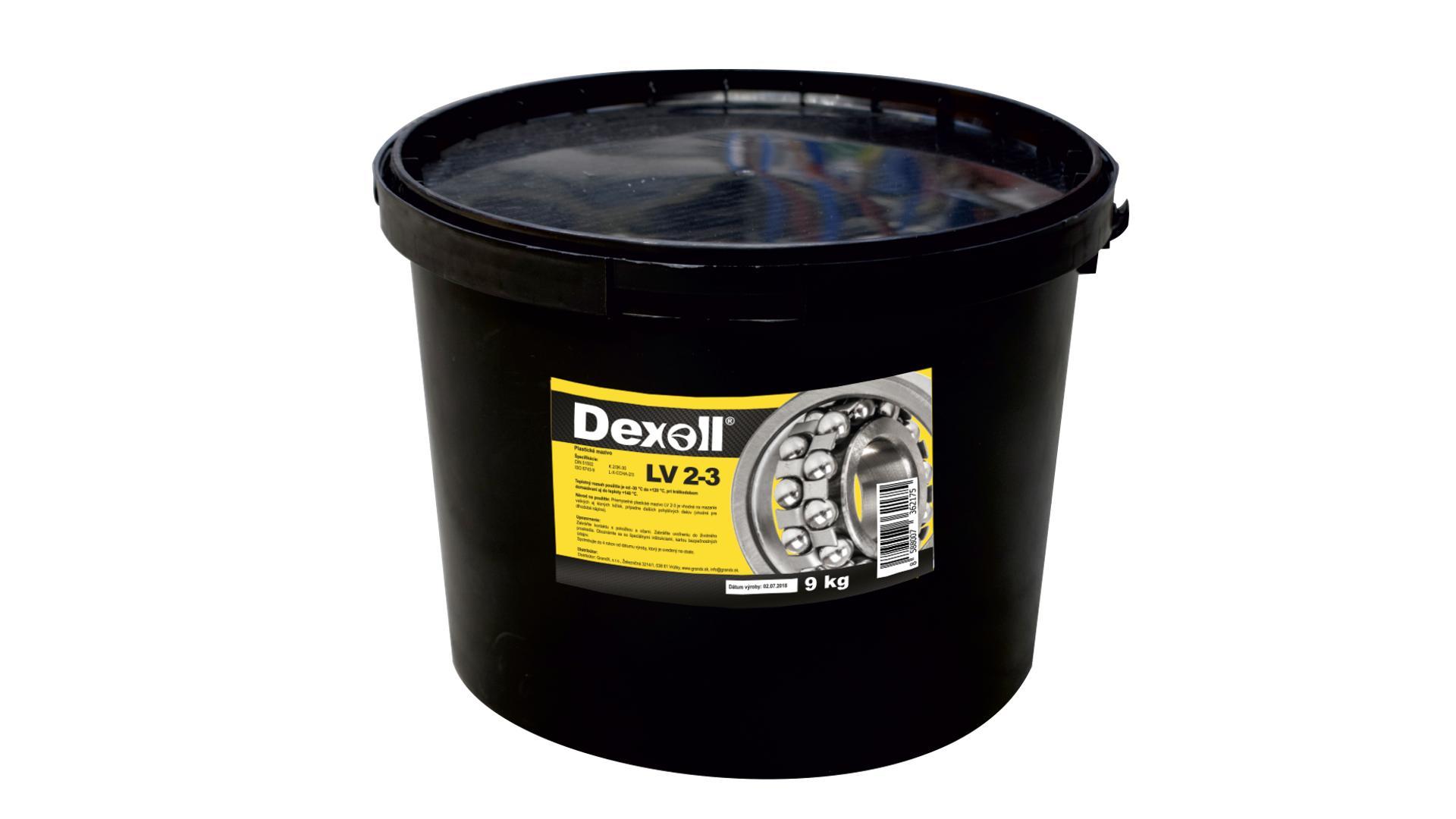 DEXOLL Mazivo LV 2-3 9kg