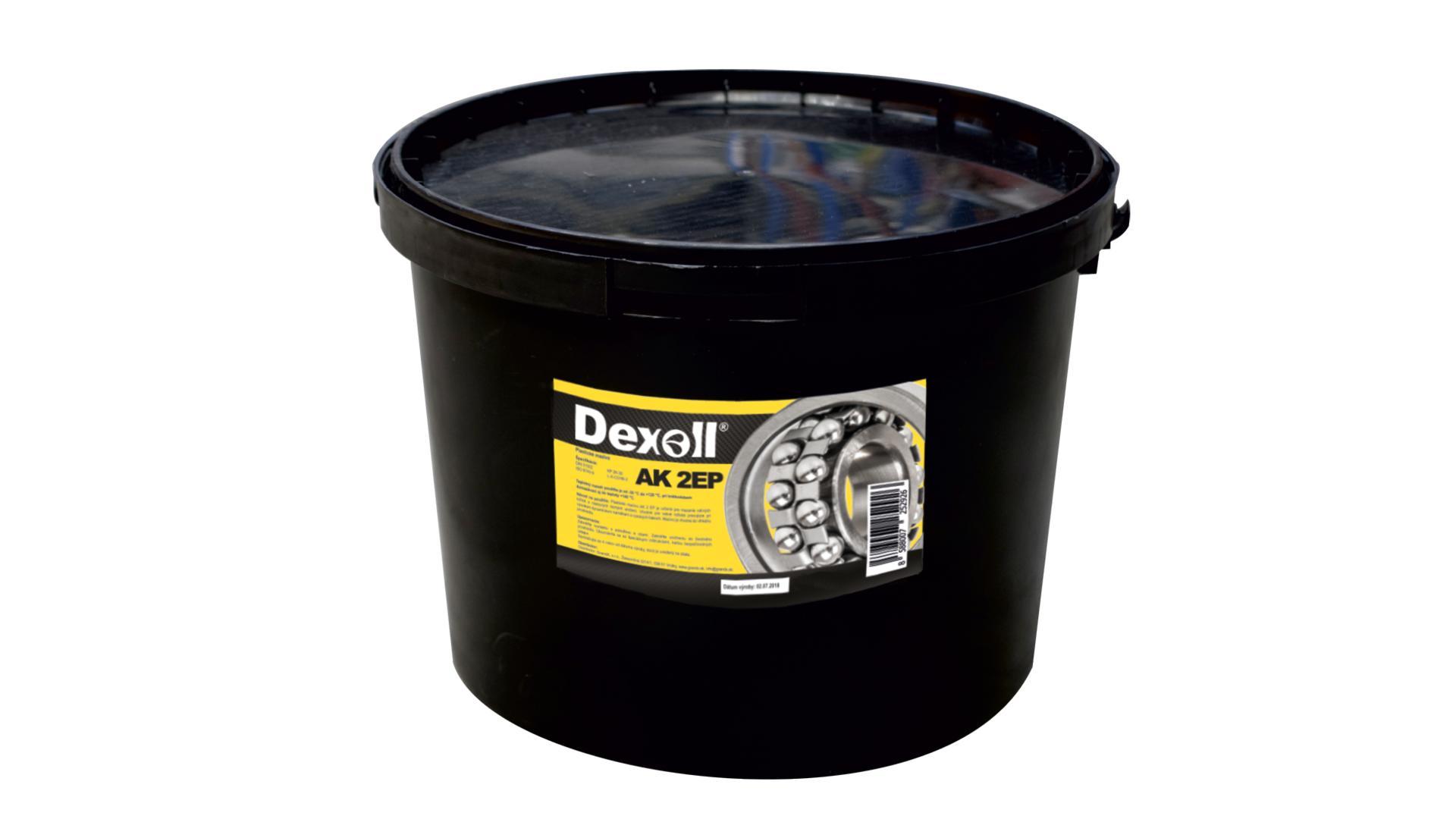 DEXOLL Mazivo AK 2EP 4,5 kg