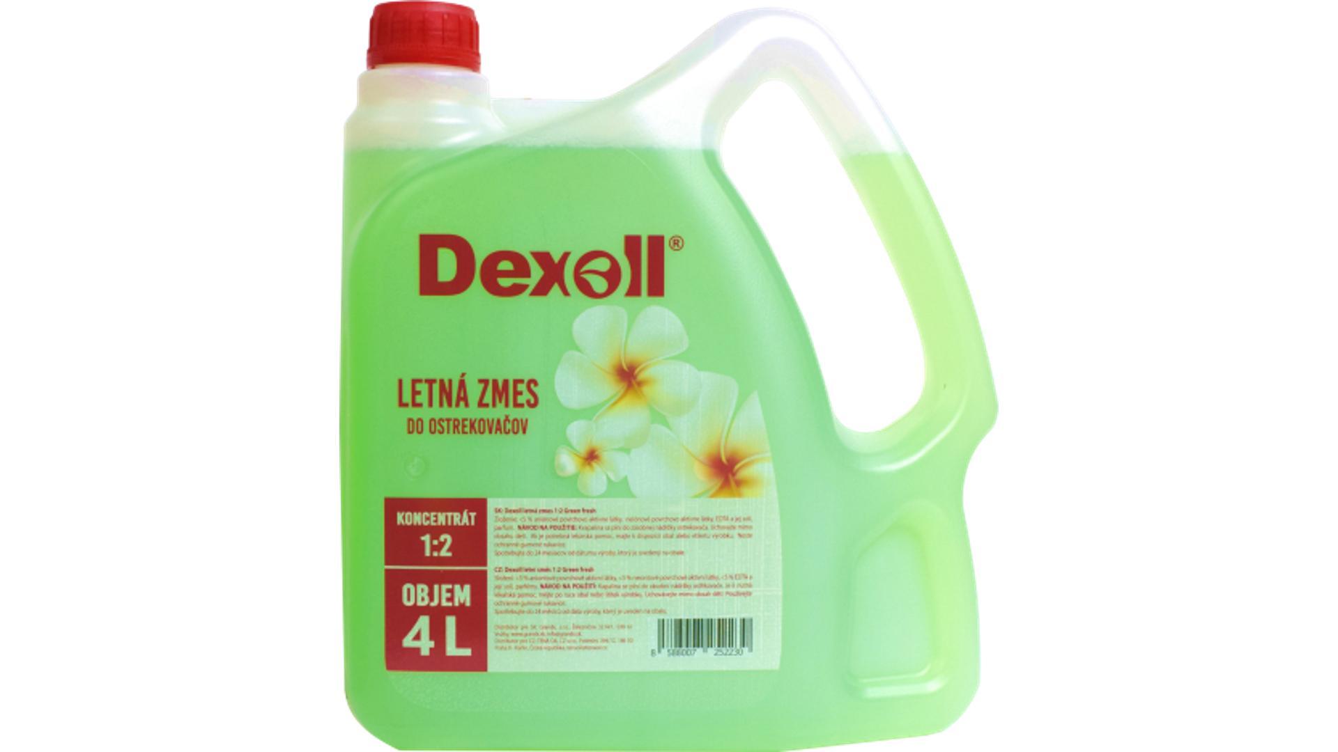 DEXOLL Letná Zmes 4L Green Fresh 1:2