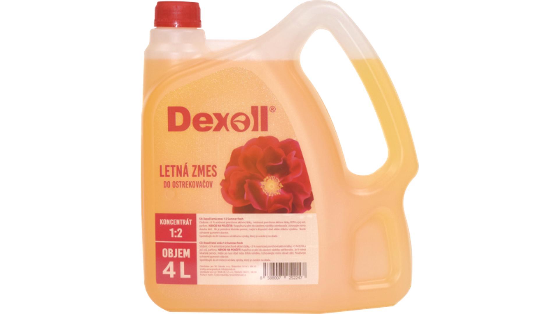DEXOLL Letná Zmes 4L Summer Fresh 1:2