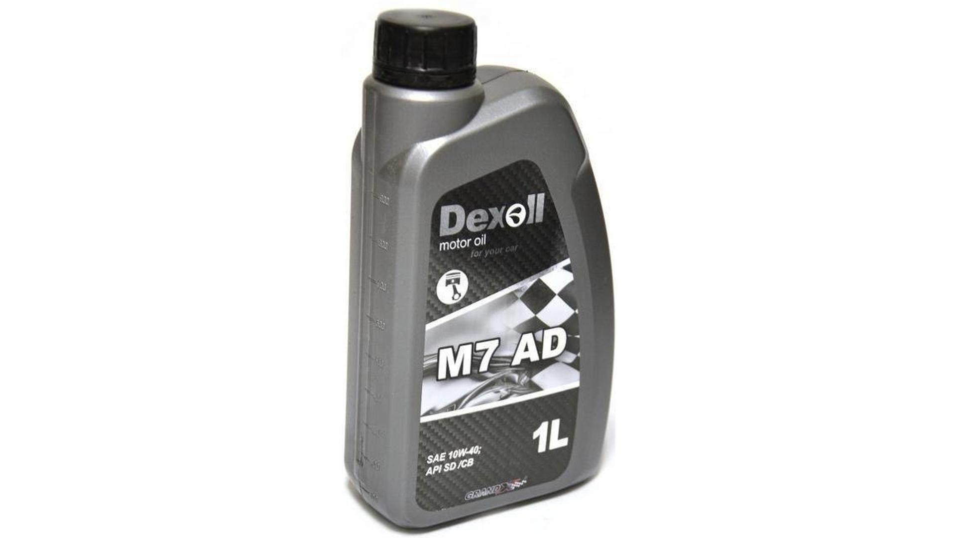 DEXOLL 10W-40 M7 AD 1L