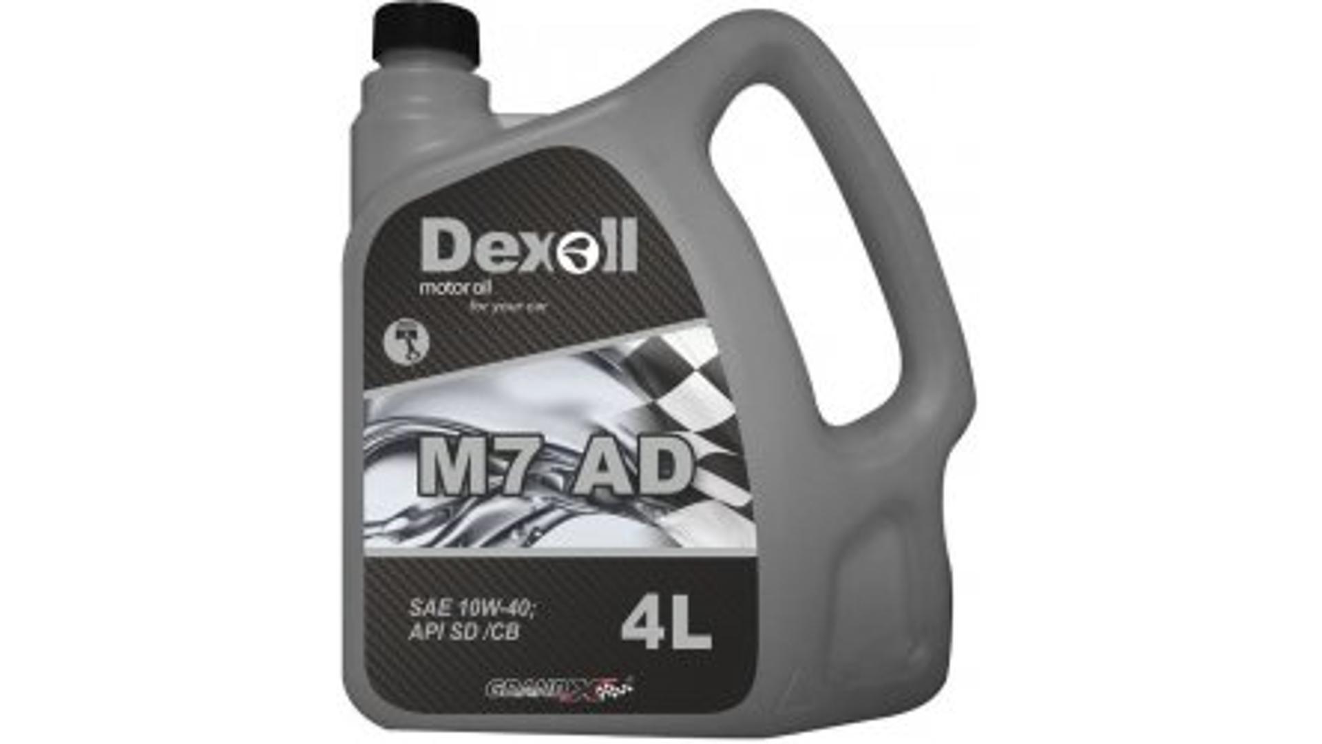 DEXOLL 10W-40 M7 AD 4L