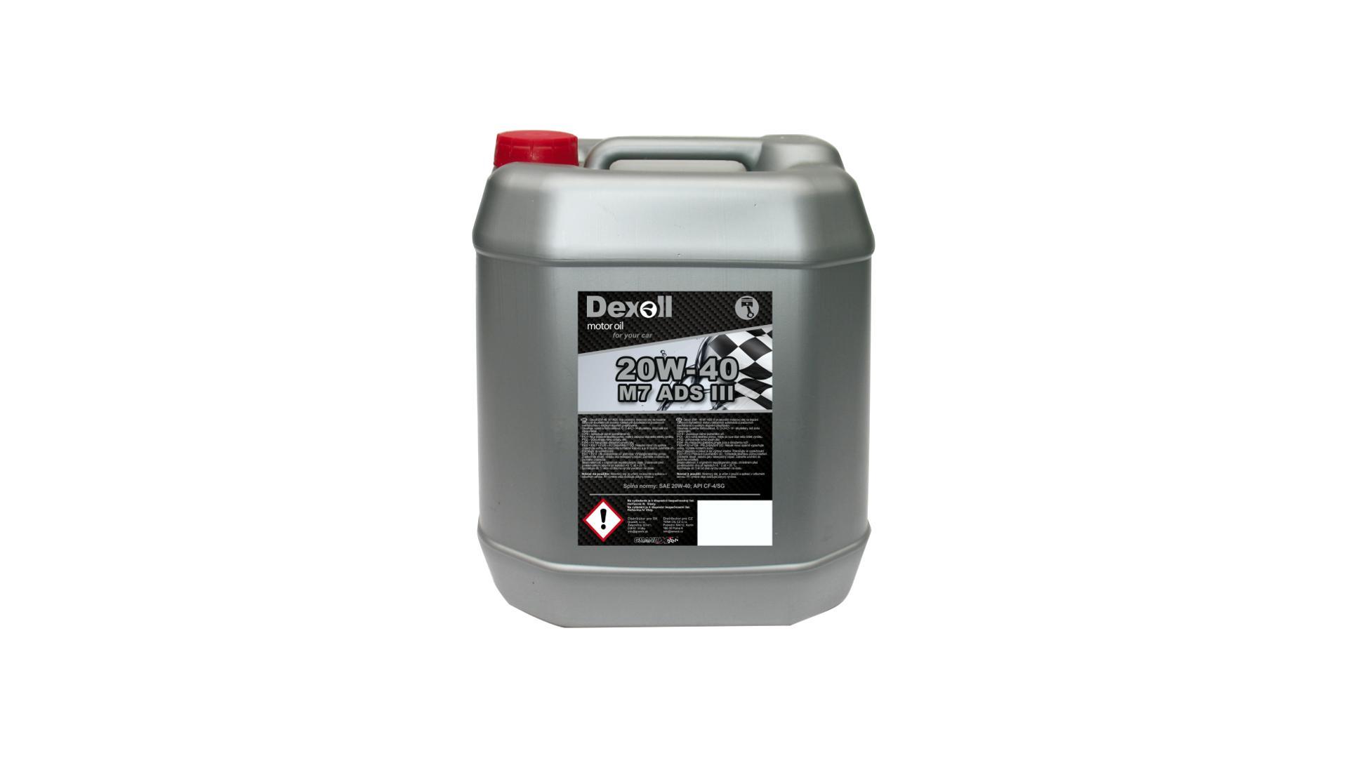 DEXOLL 20W-40 M7 ADS III 10L