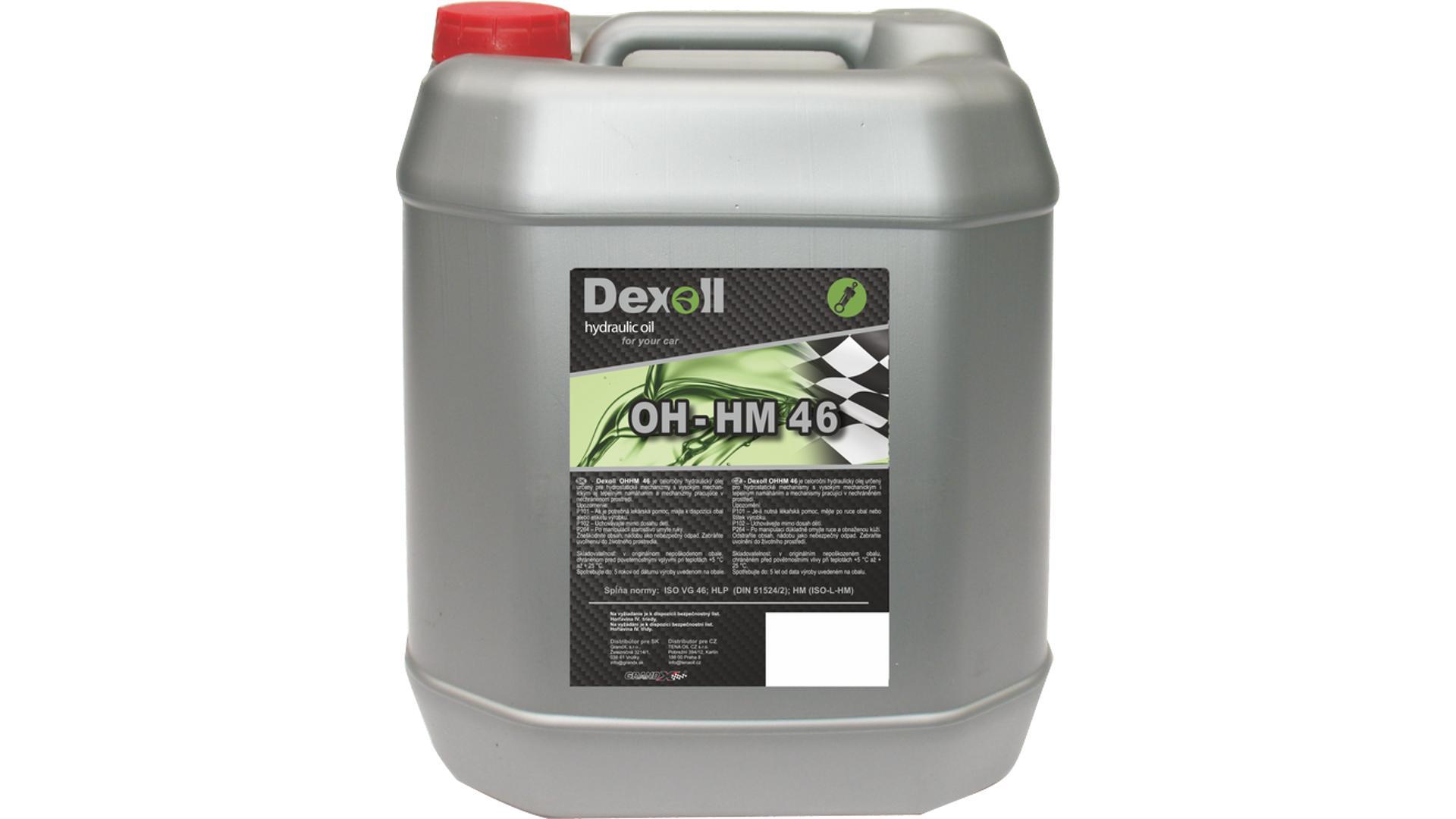DEXOLL OHHM 46 20L