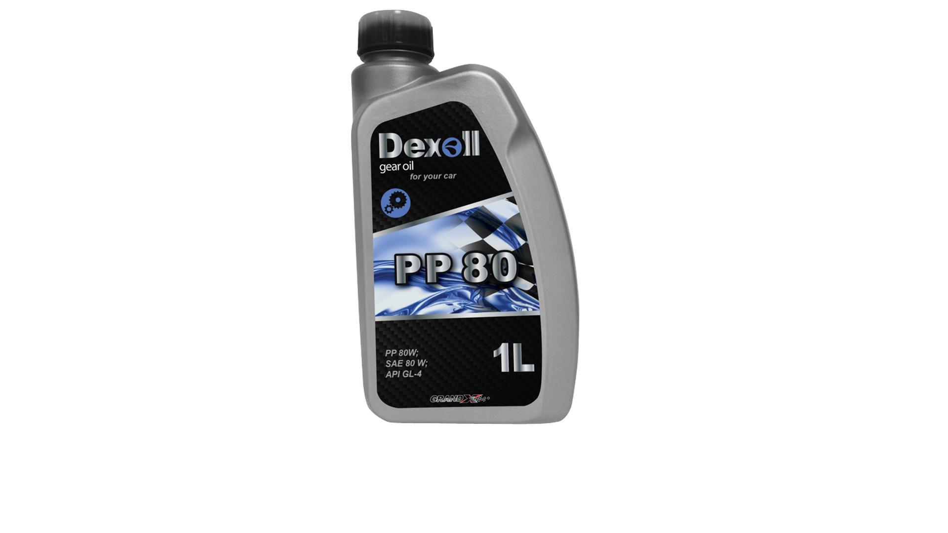 DEXOLL PP GL-4 80W 1L