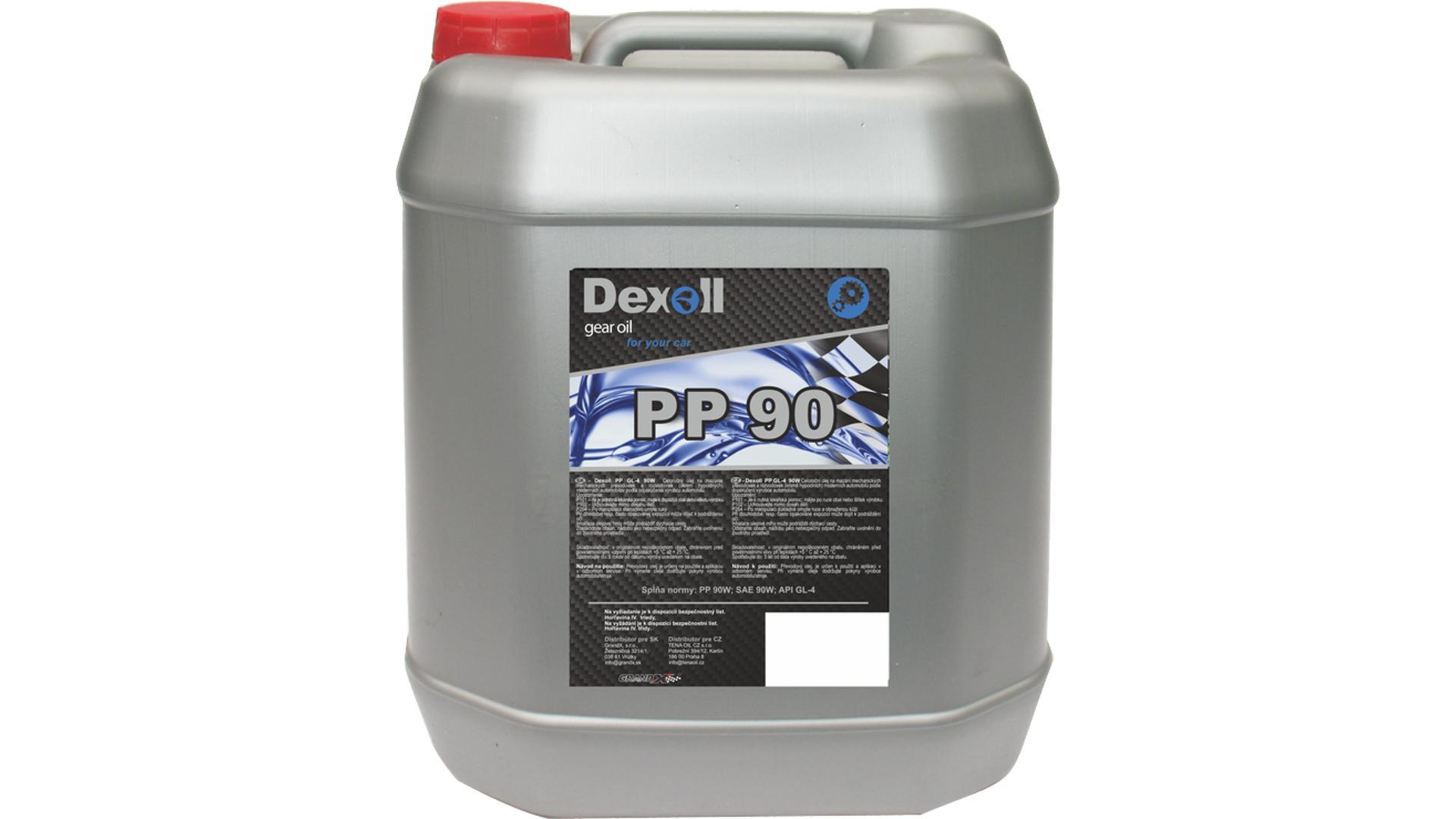 DEXOLL PP GL-4 90W 10L