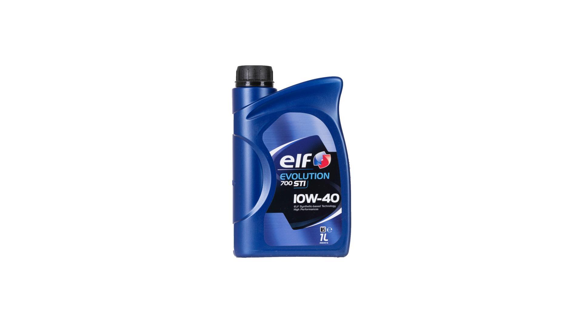 Elf 10w-40 Evolution 700 STI 1L (201555) (203696)